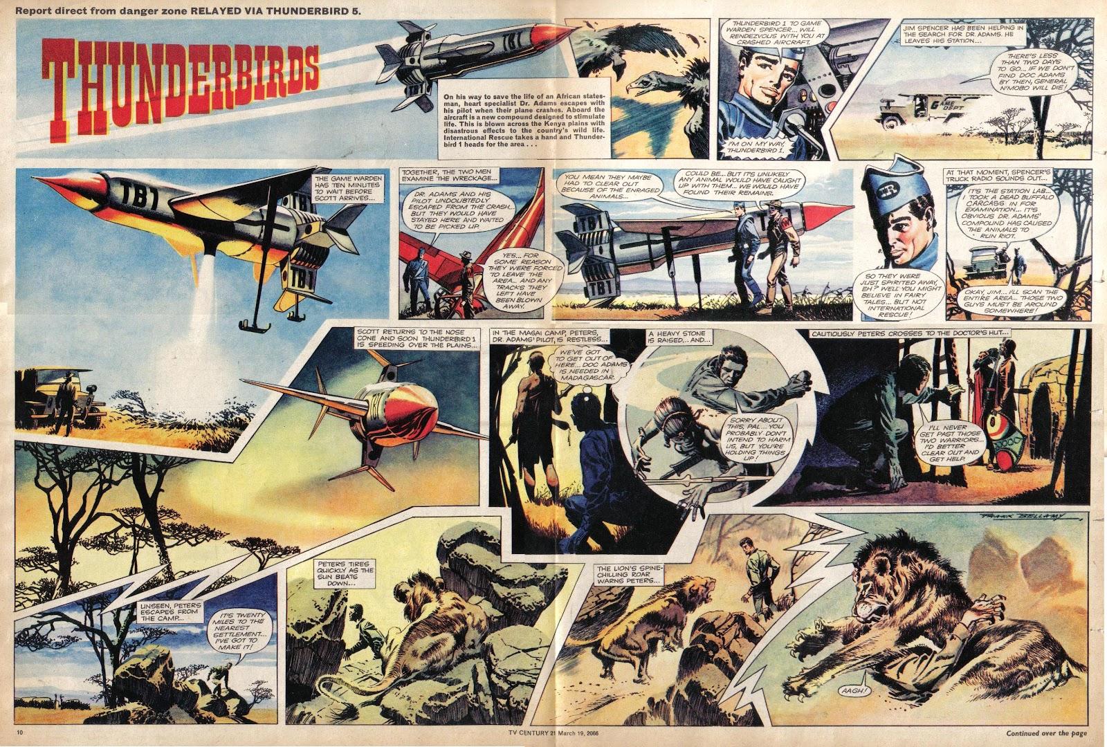 TV Century 21 (TV 21) issue 61 - Page 10