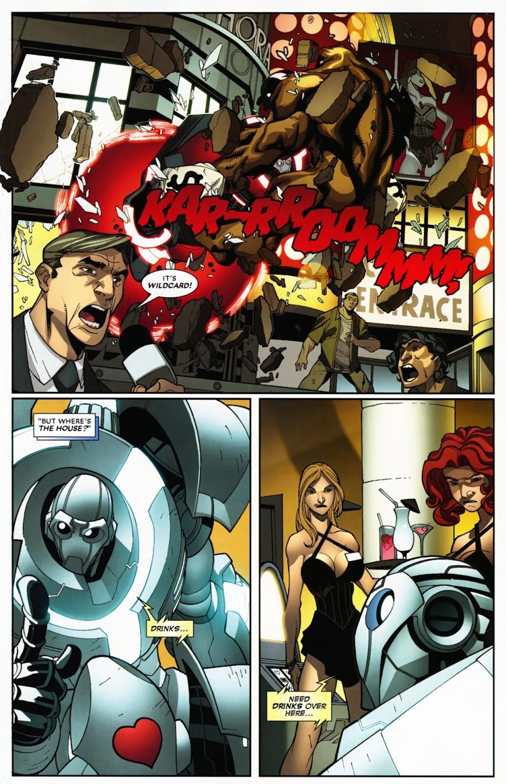 Read online Deadpool (2008) comic -  Issue #24 - 19
