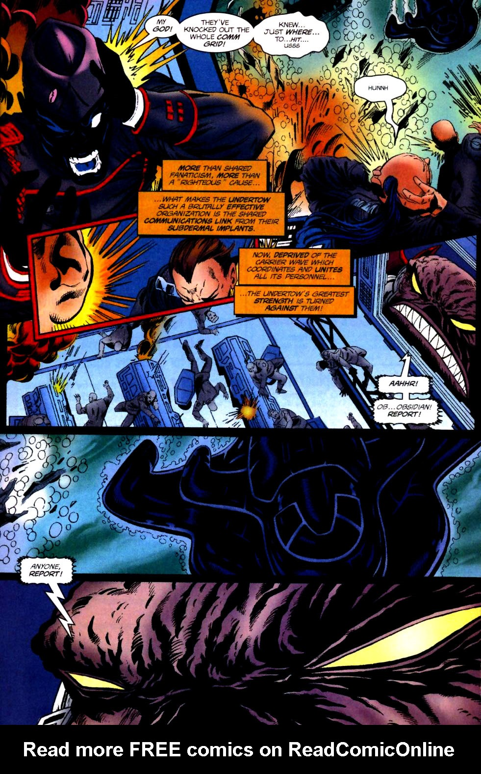 The New Warriors Issue #74 #78 - English 13