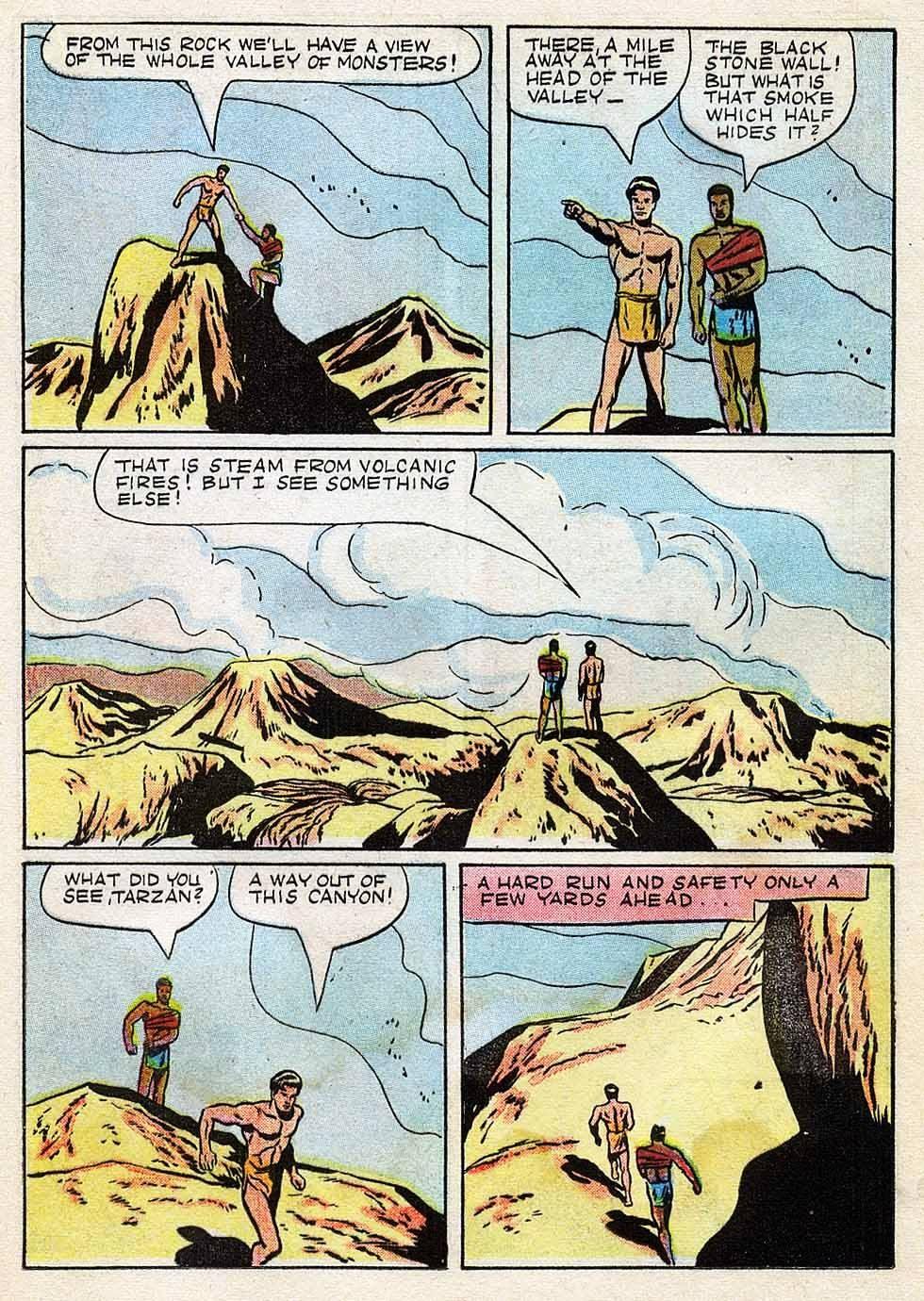 Tarzan (1948) issue 7 - Page 21