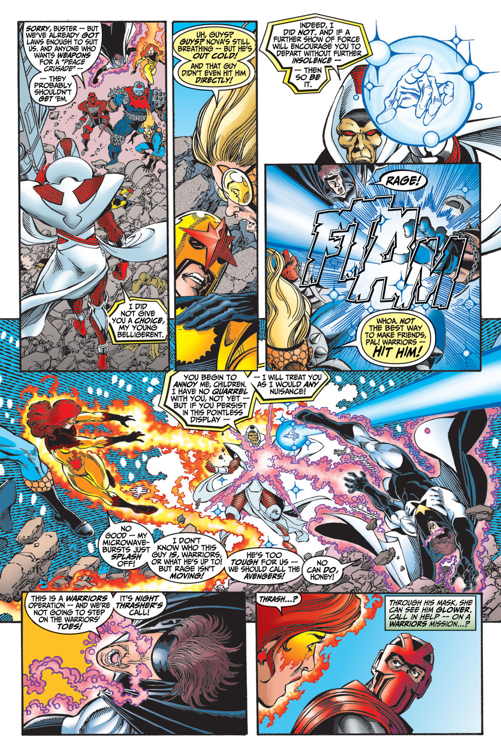 Read online Avengers (1998) comic -  Issue #13 - 13
