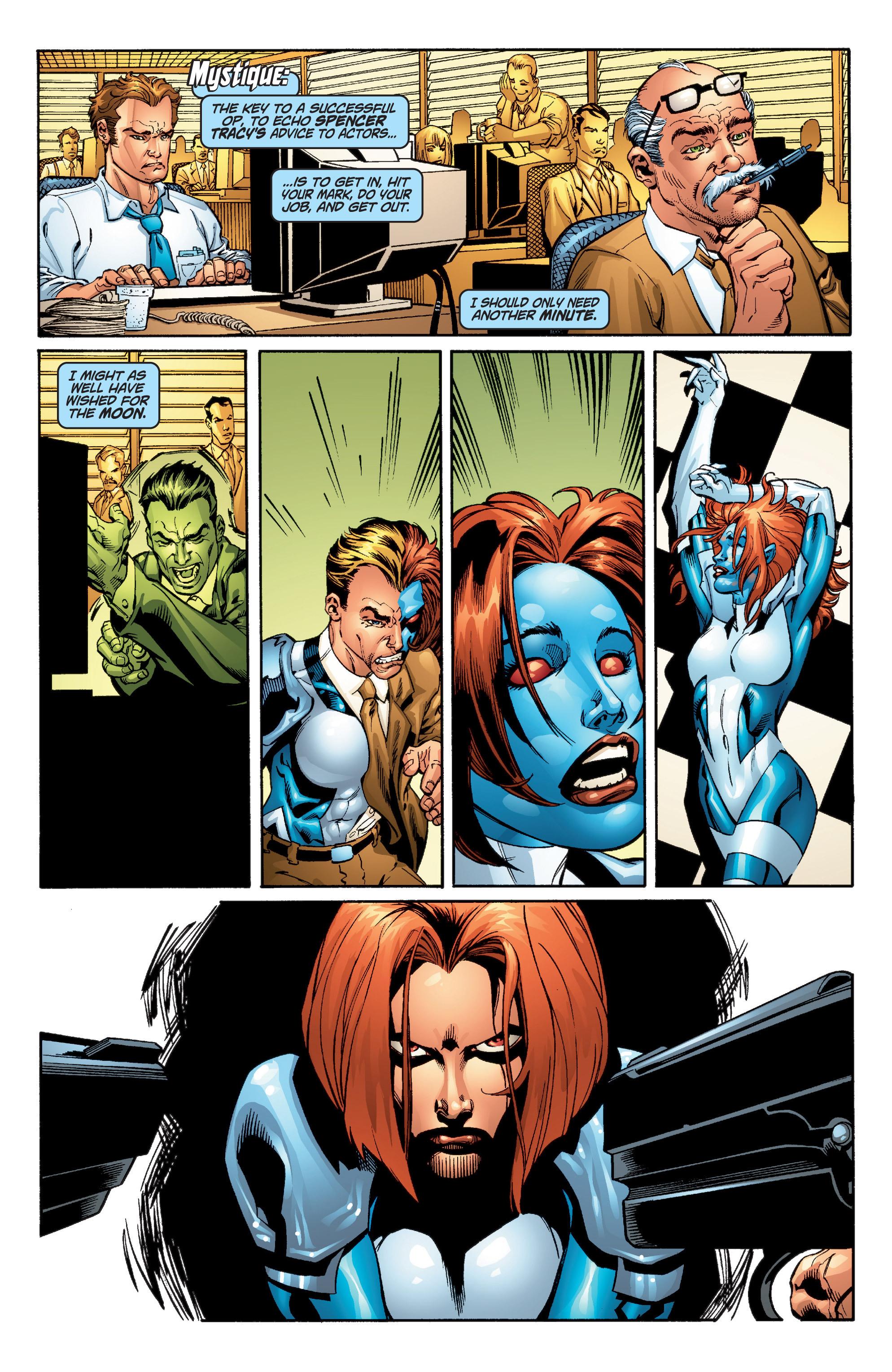 Read online Uncanny X-Men (1963) comic -  Issue #379 - 18