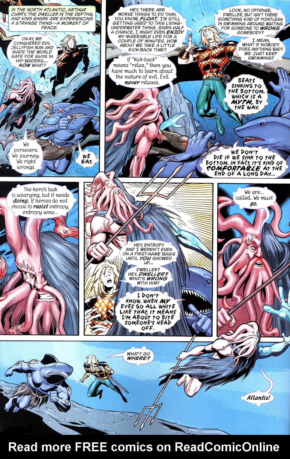 Read online Aquaman: Sword of Atlantis comic -  Issue #50 - 5