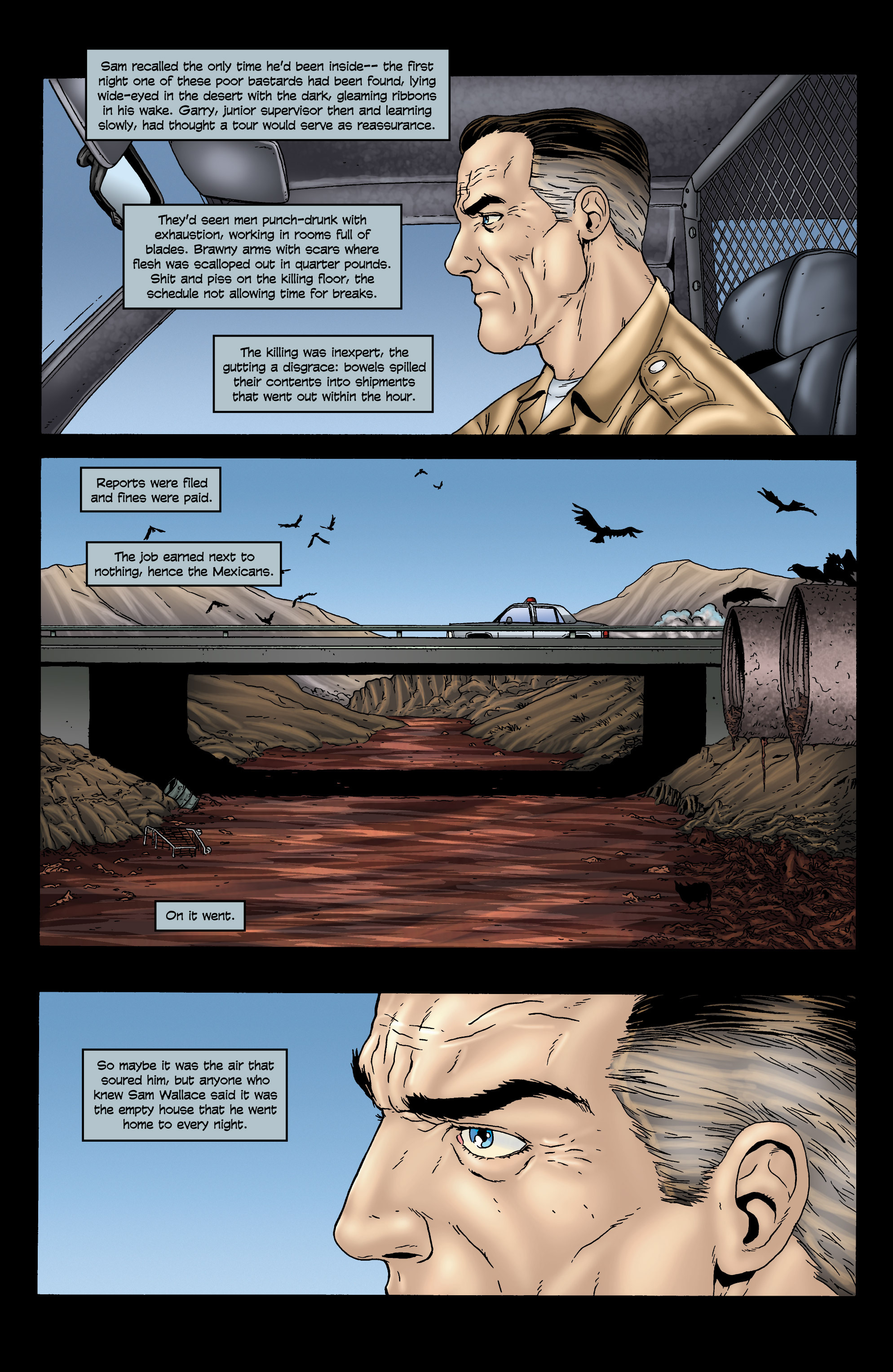 Read online 303 comic -  Issue #4 - 9