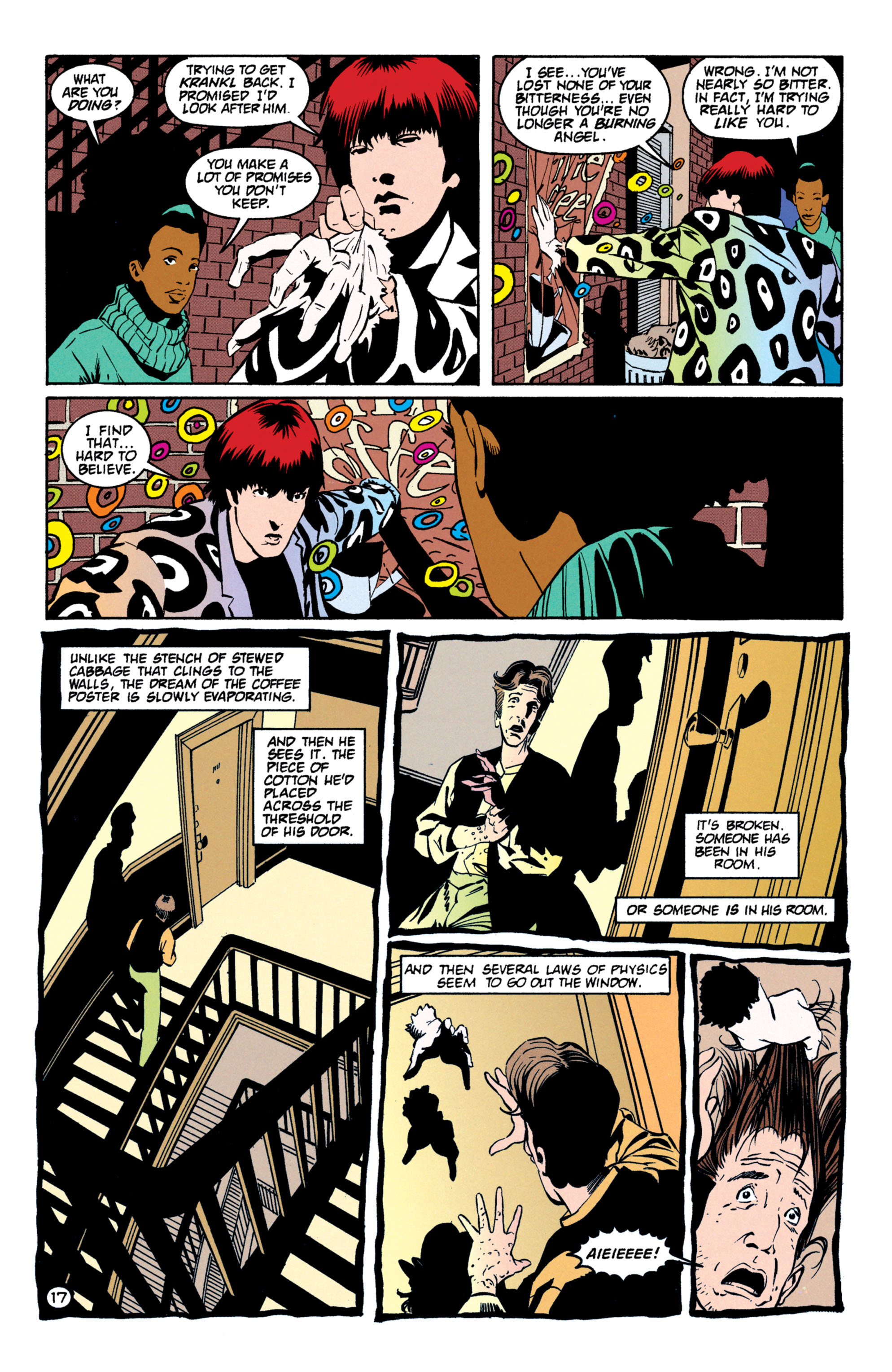 Read online Shade, the Changing Man comic -  Issue #59 - 18