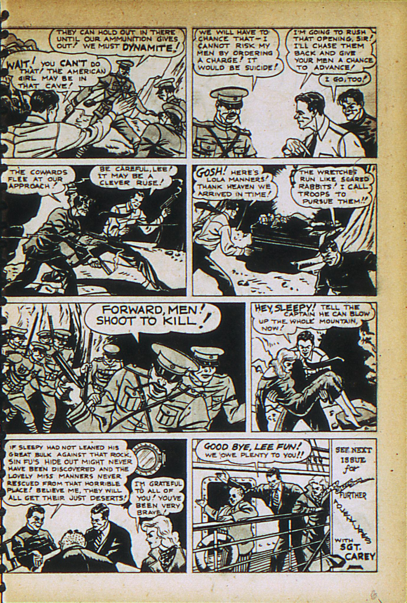 Read online Adventure Comics (1938) comic -  Issue #27 - 25
