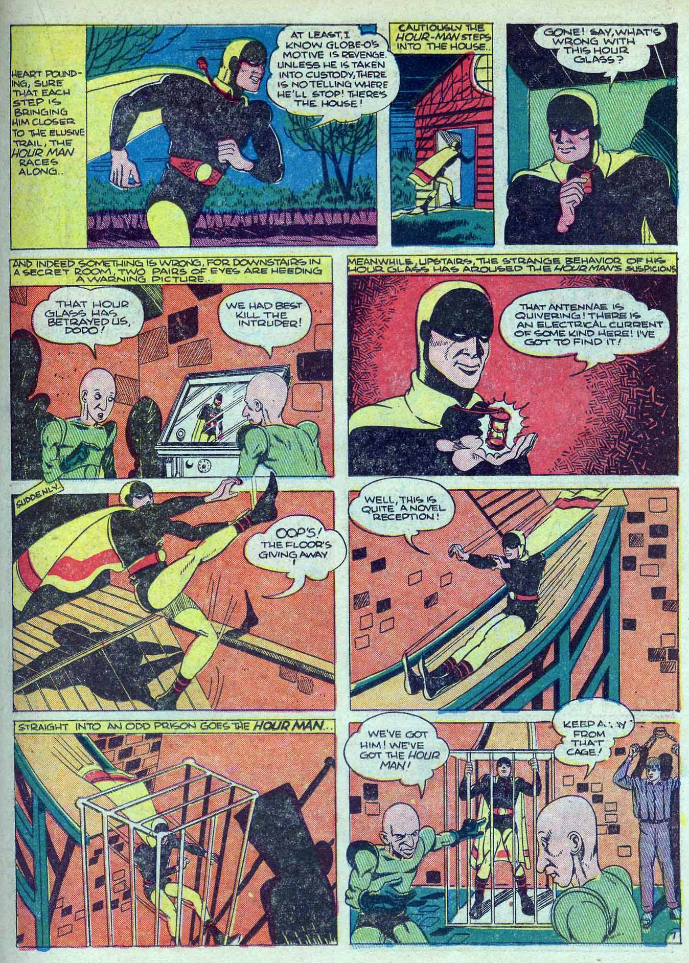 Read online Adventure Comics (1938) comic -  Issue #70 - 37