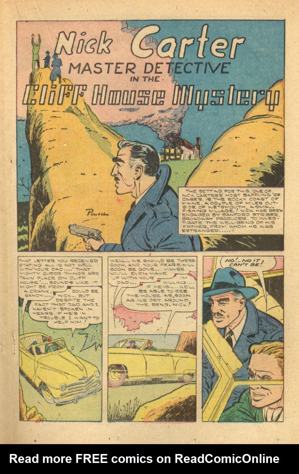 Shadow Comics #101 #94 - English 28