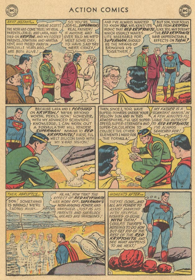 Read online Action Comics (1938) comic -  Issue #283 - 11