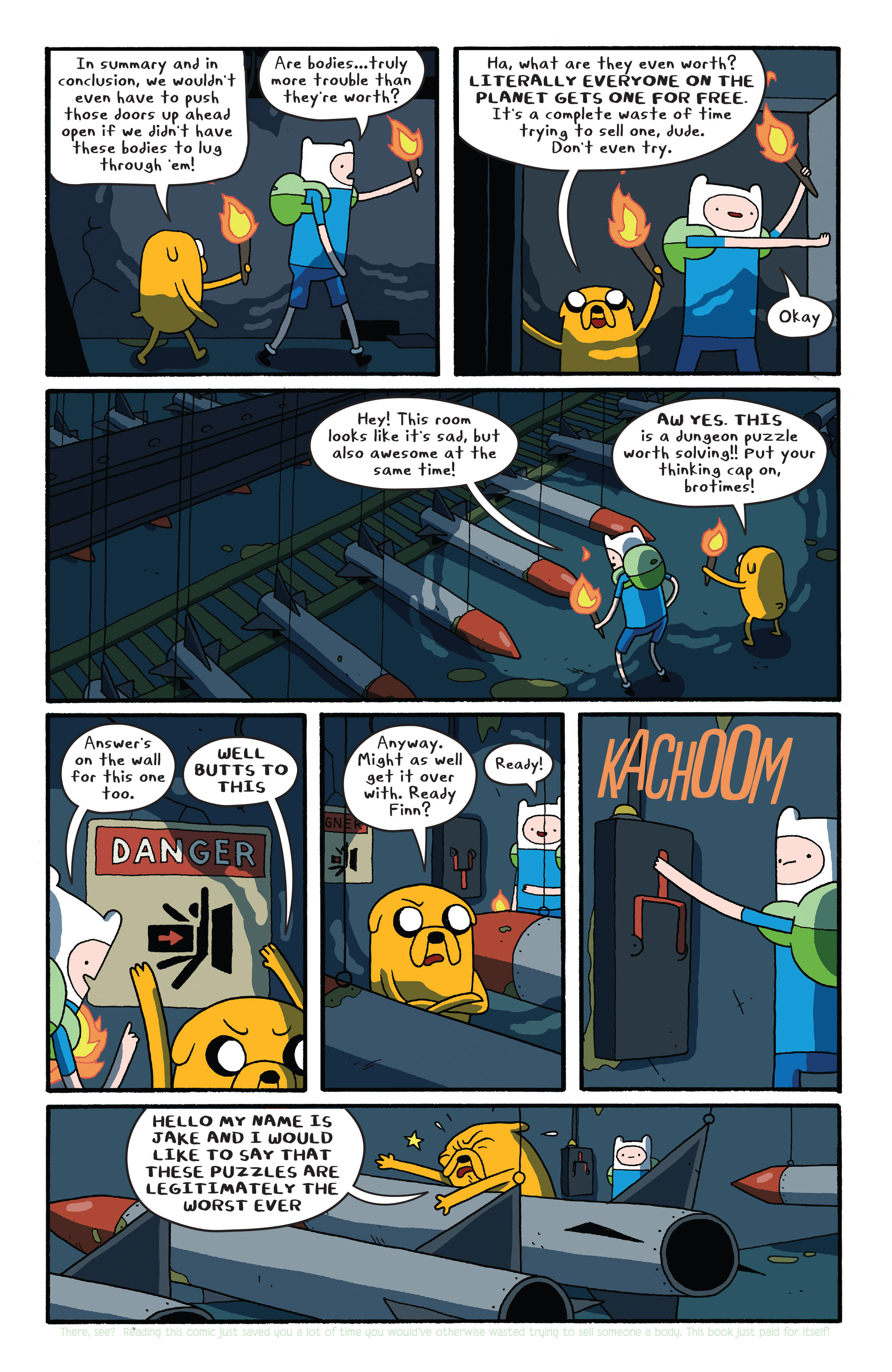 Read online Adventure Time comic -  Issue #Adventure Time _TPB 6 - 43