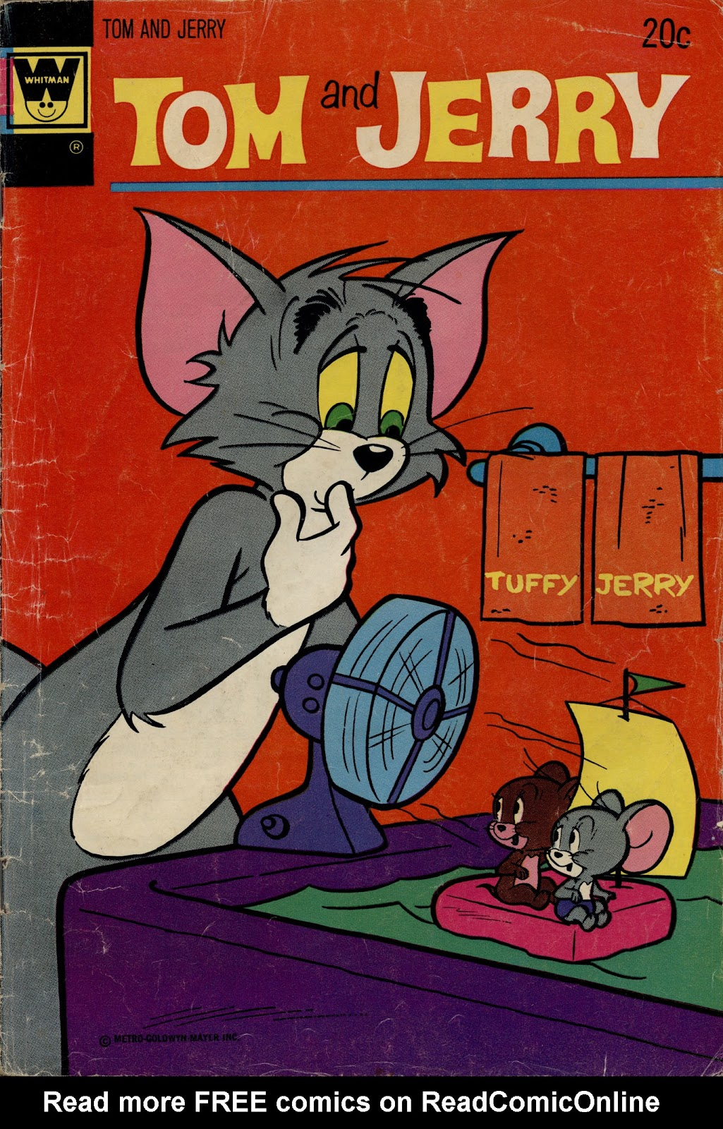 Tom and Jerry issue 282 - Page 1