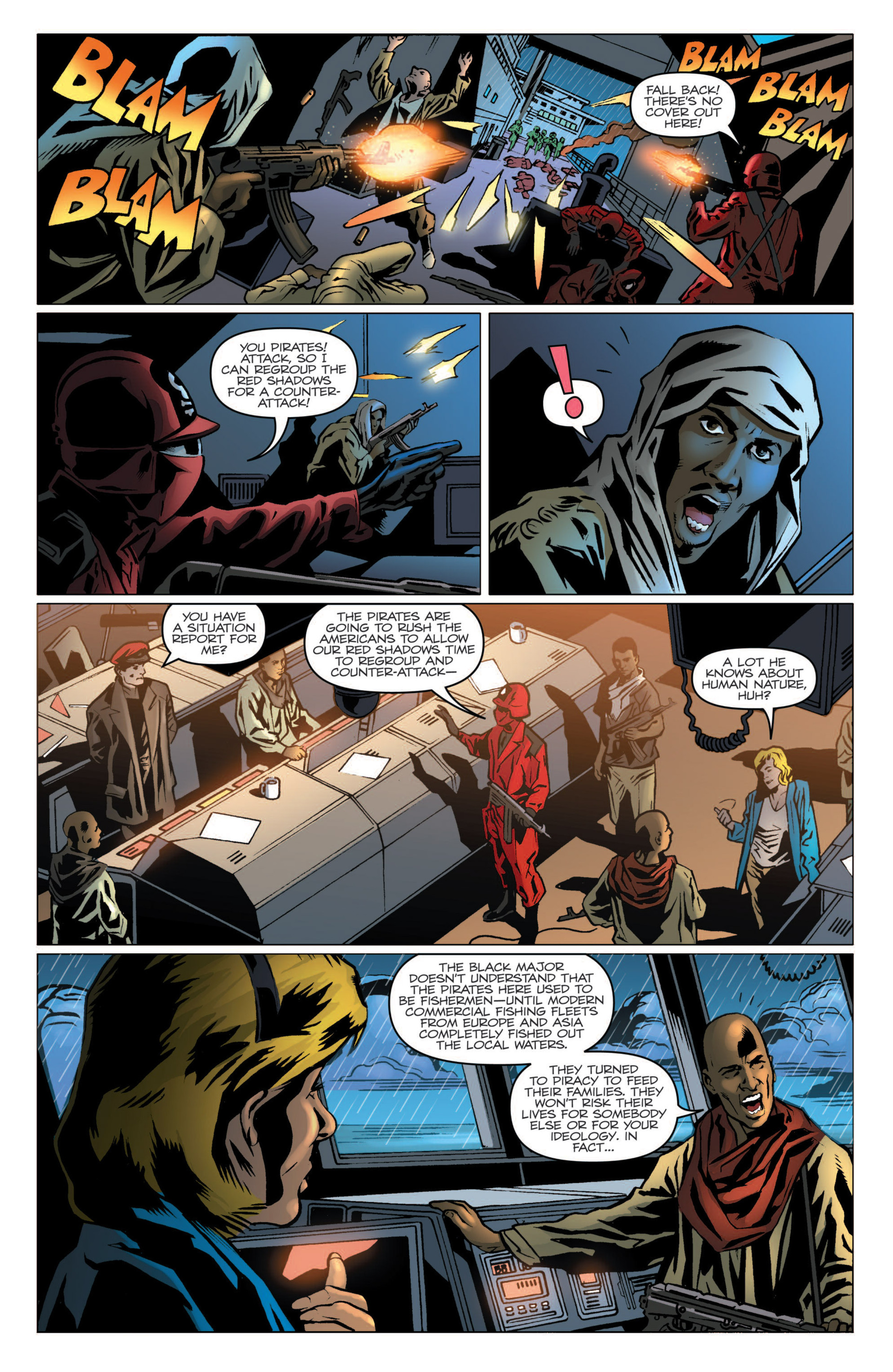 G.I. Joe: A Real American Hero 188 Page 15
