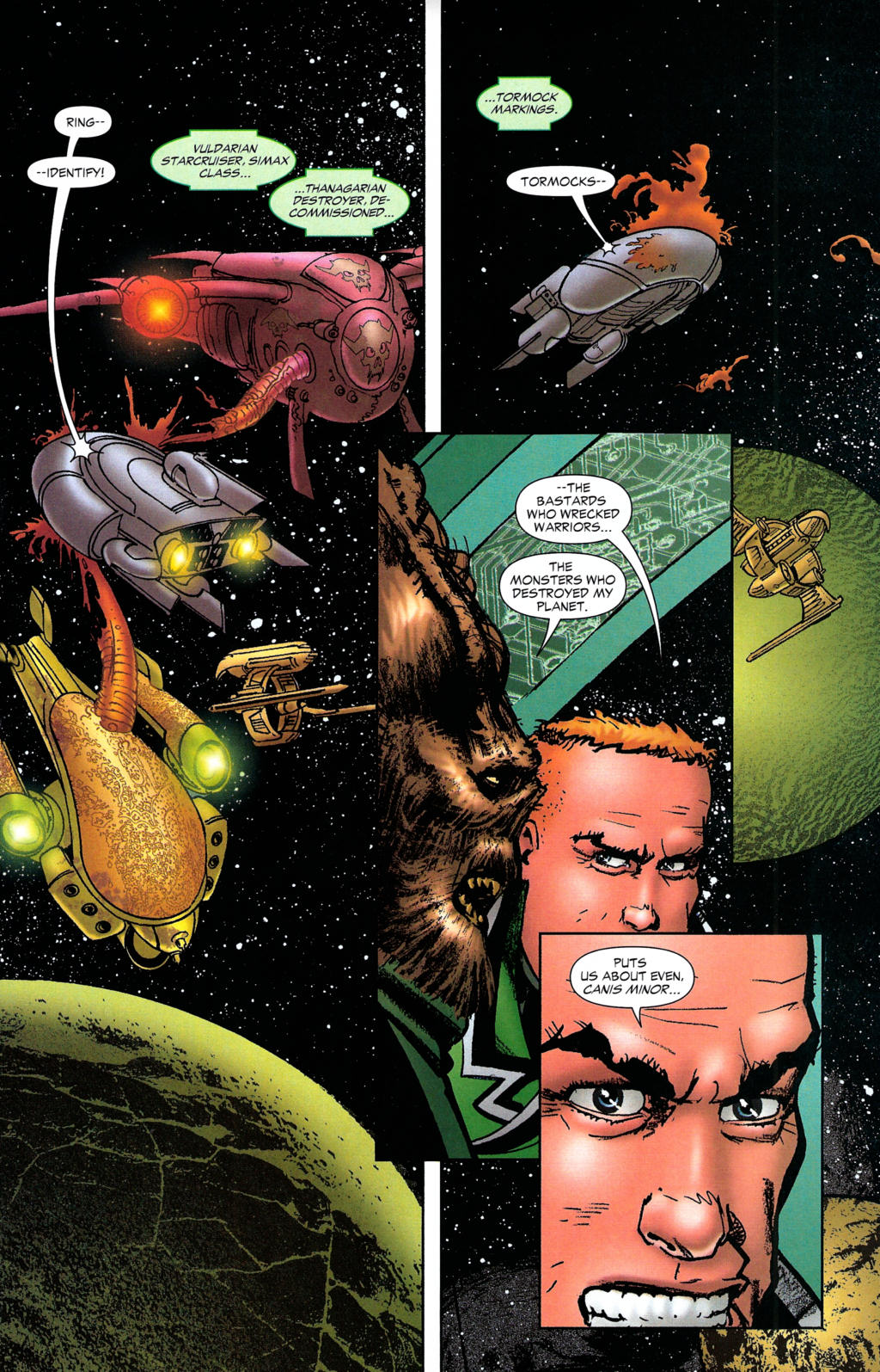 Read online Guy Gardner: Collateral Damage comic -  Issue #2 - 23