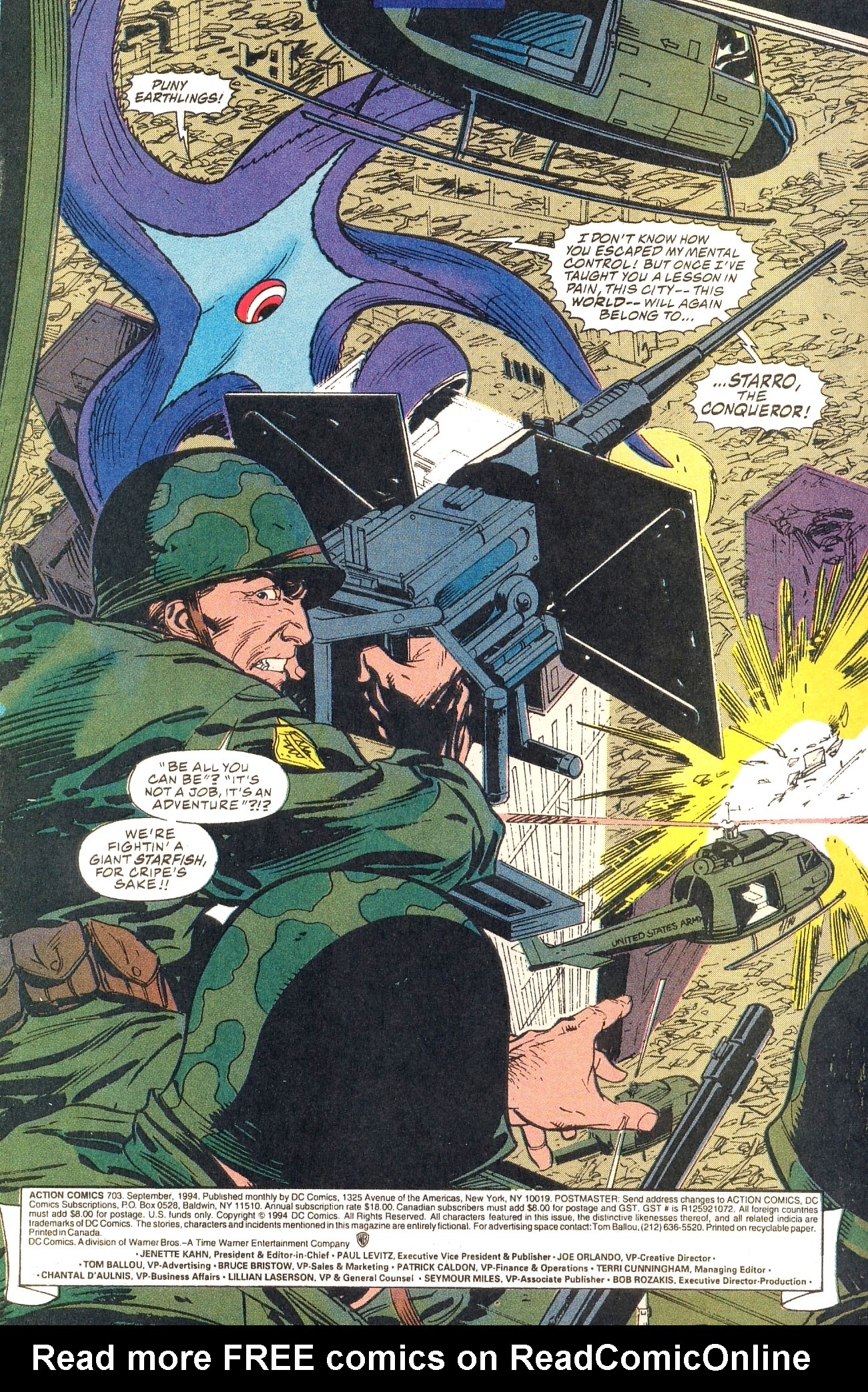 Action Comics (1938) 703 Page 2
