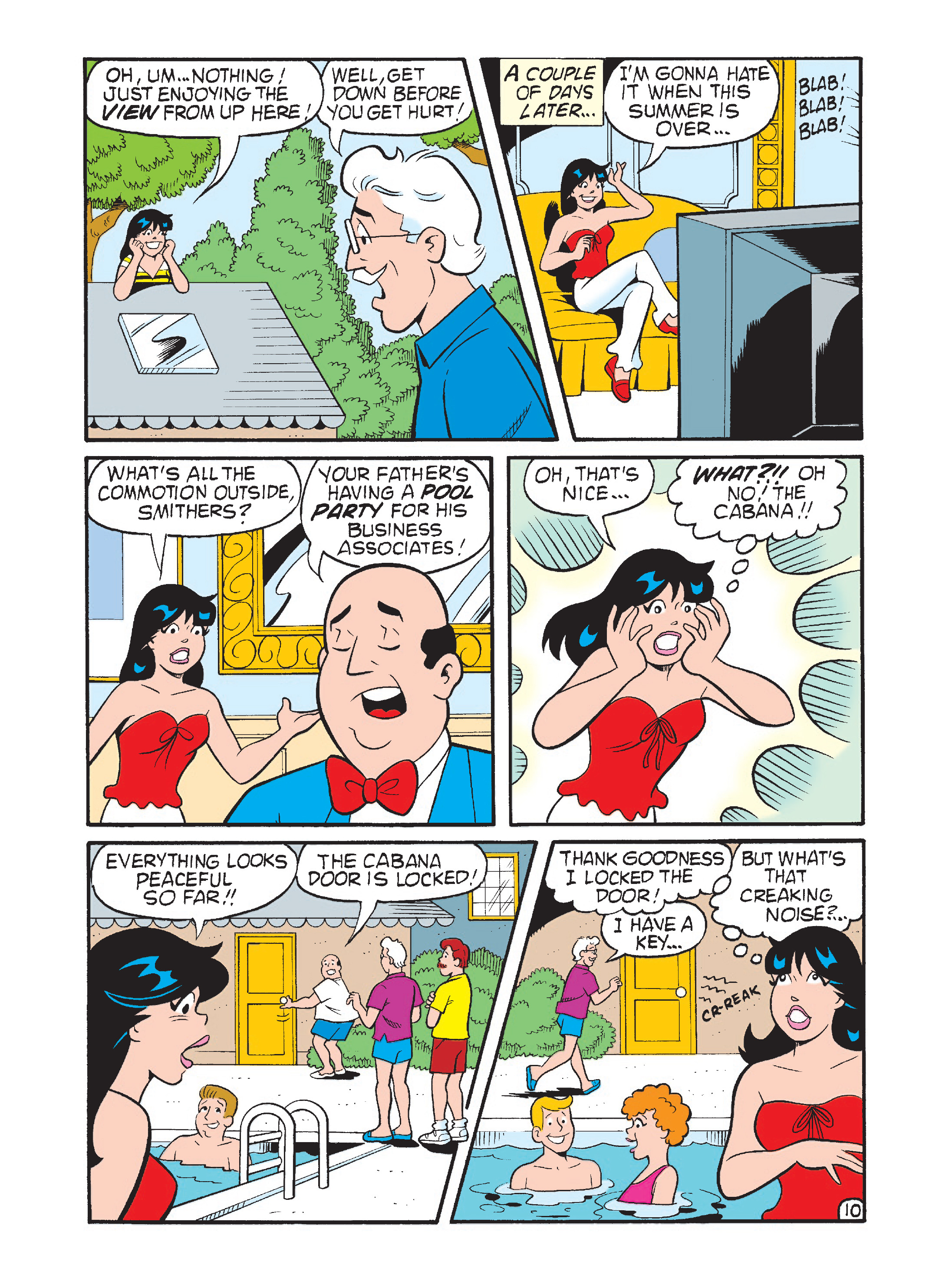 Read online Archie 75th Anniversary Digest comic -  Issue #4 - 32