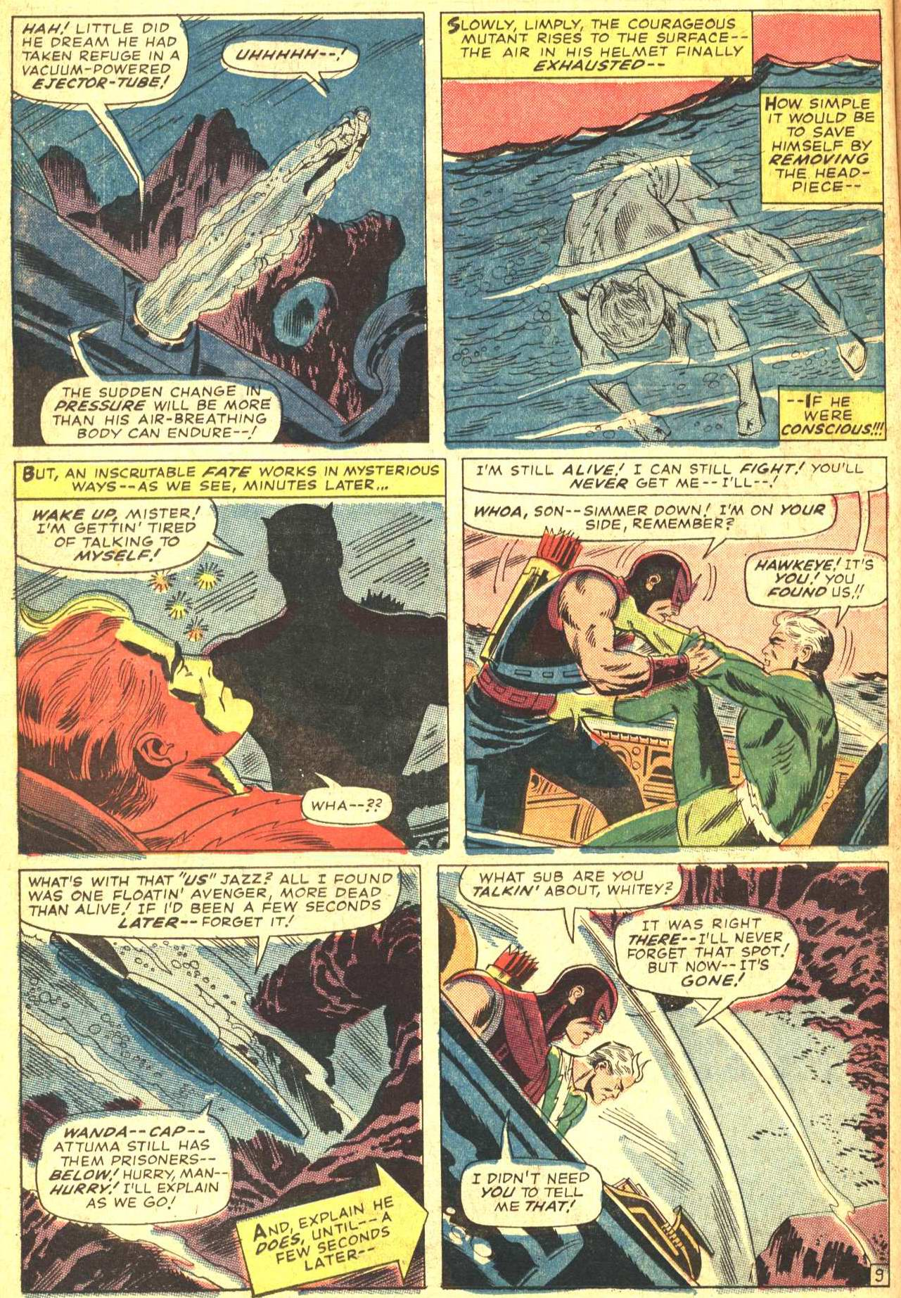 The Avengers (1963) 27 Page 10