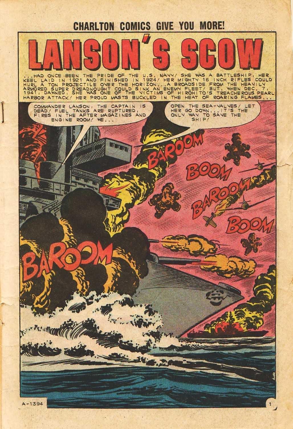 Read online Fightin' Navy comic -  Issue #105 - 3
