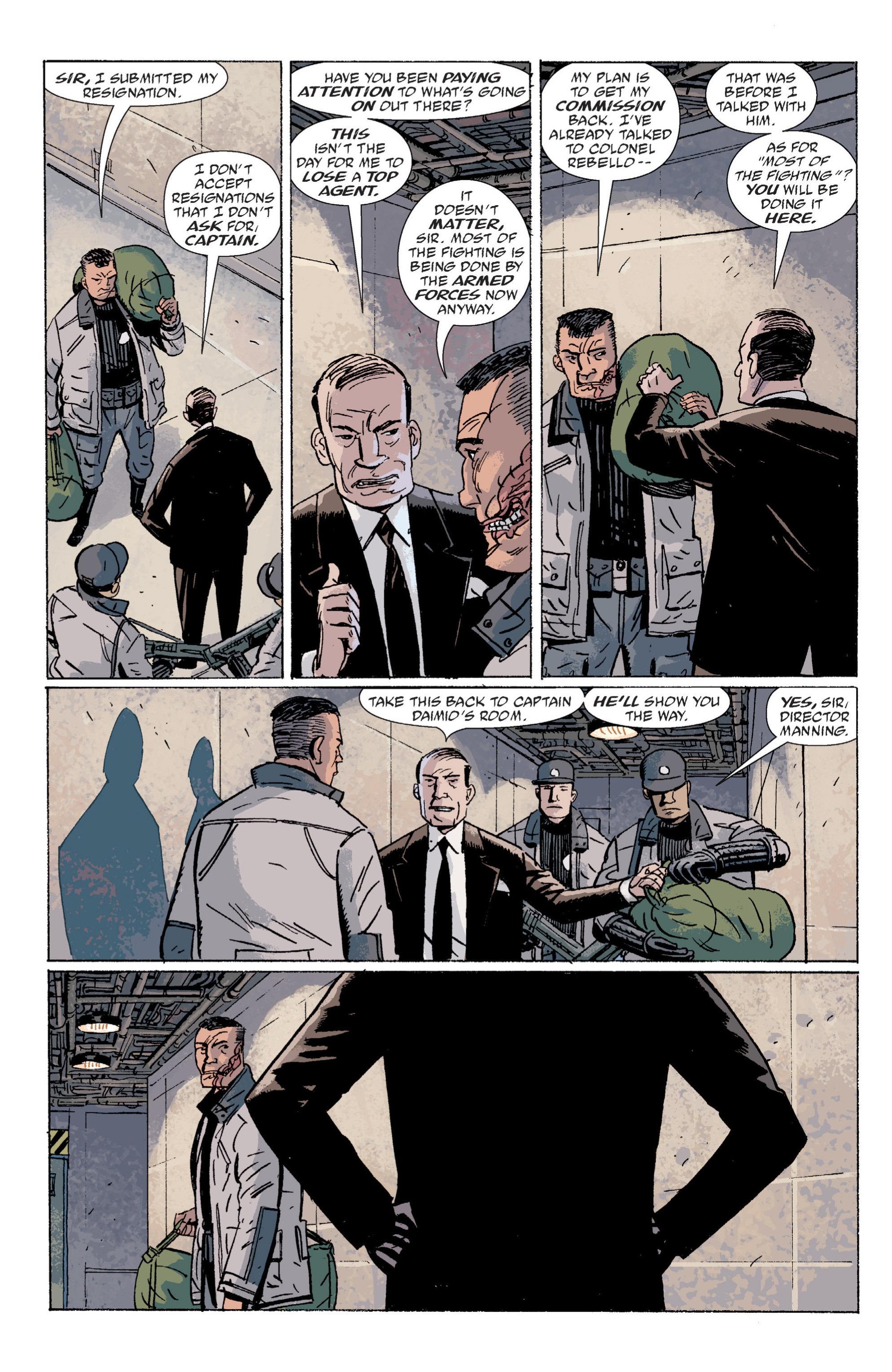 Read online B.P.R.D. (2003) comic -  Issue # TPB 5 - 123
