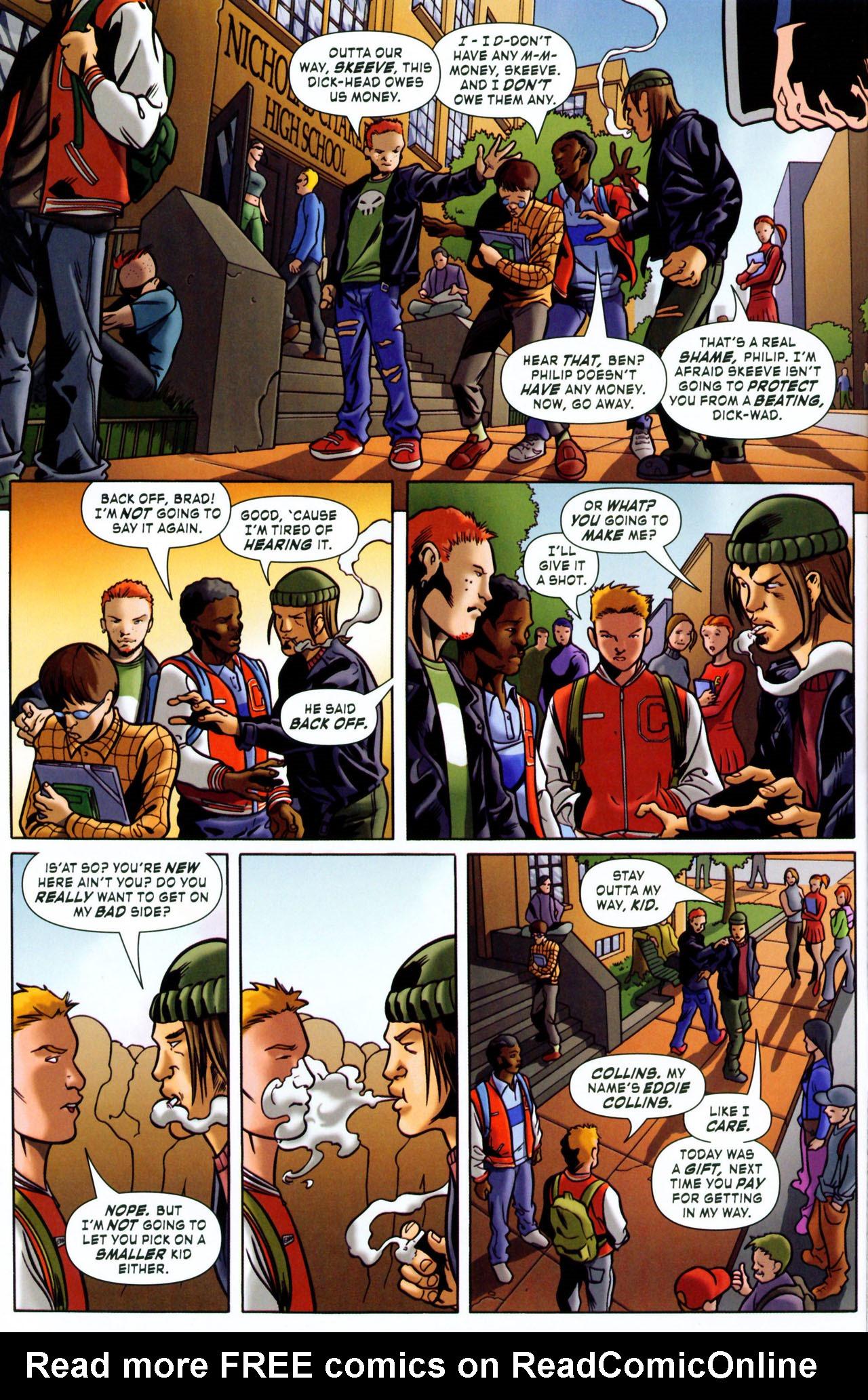 Read online ShadowHawk (2005) comic -  Issue #1 - 14