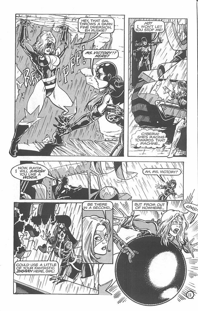 Femforce Issue #112 #112 - English 15