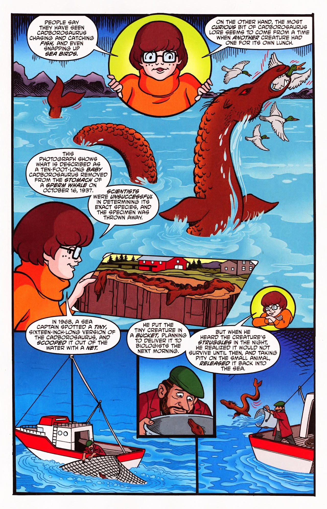 Read online Scooby-Doo (1997) comic -  Issue #143 - 10