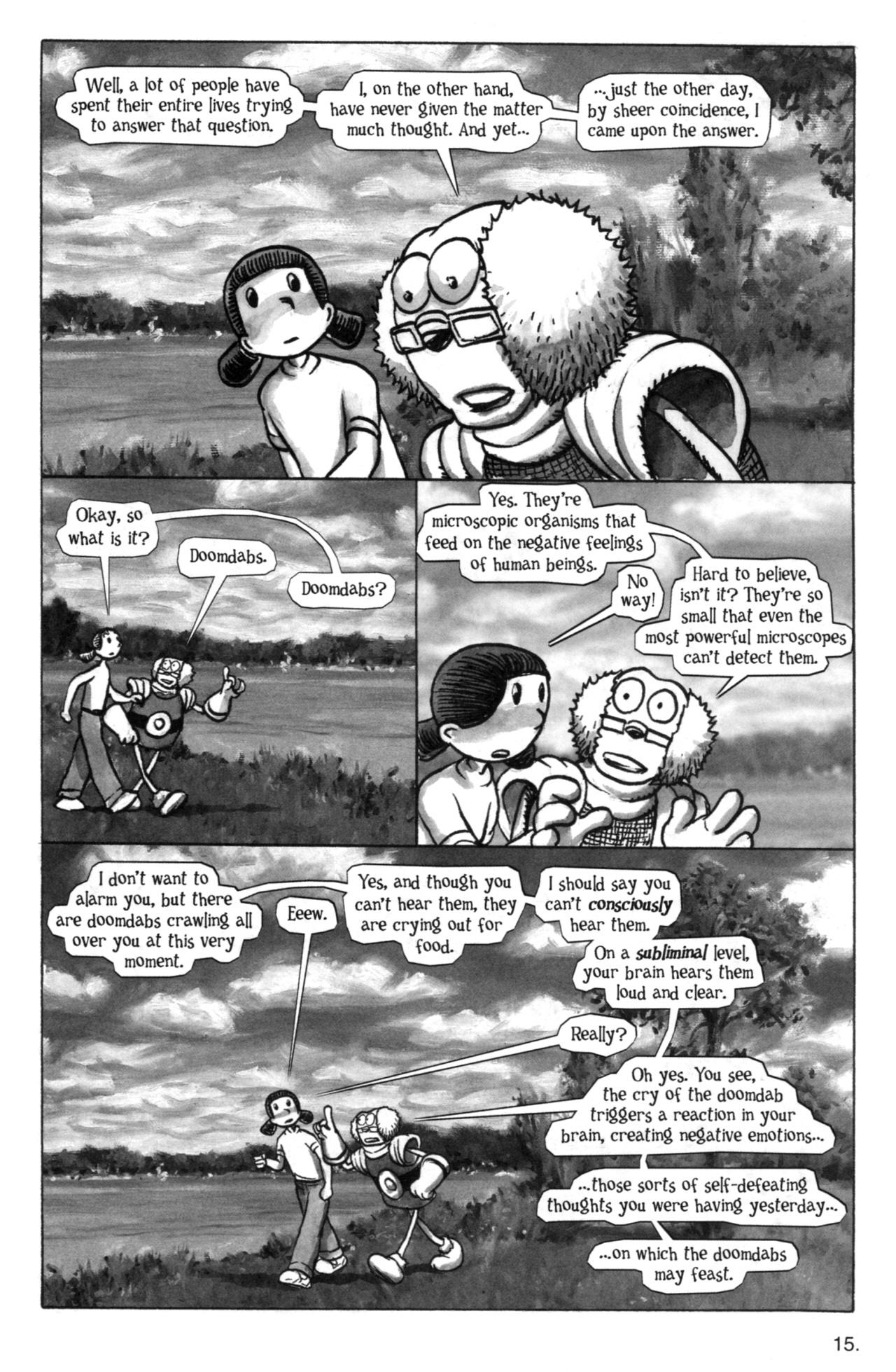 Read online Akiko comic -  Issue #52 - 15