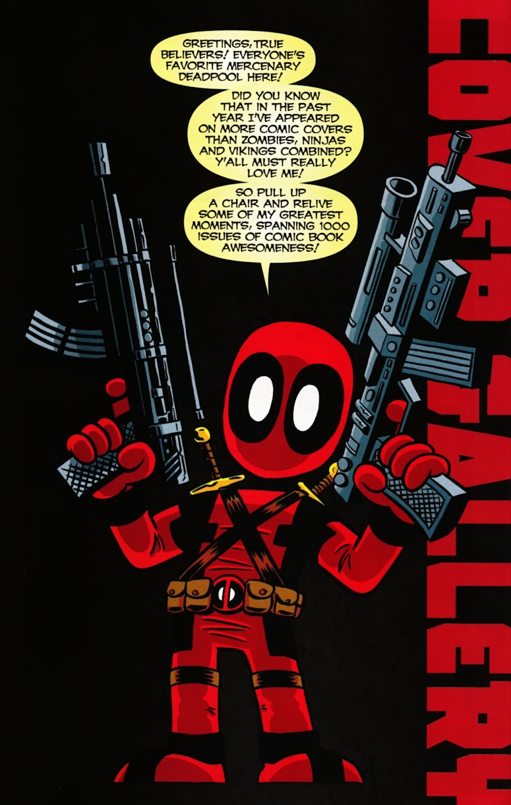 Read online Deadpool (2008) comic -  Issue #1000 - 79