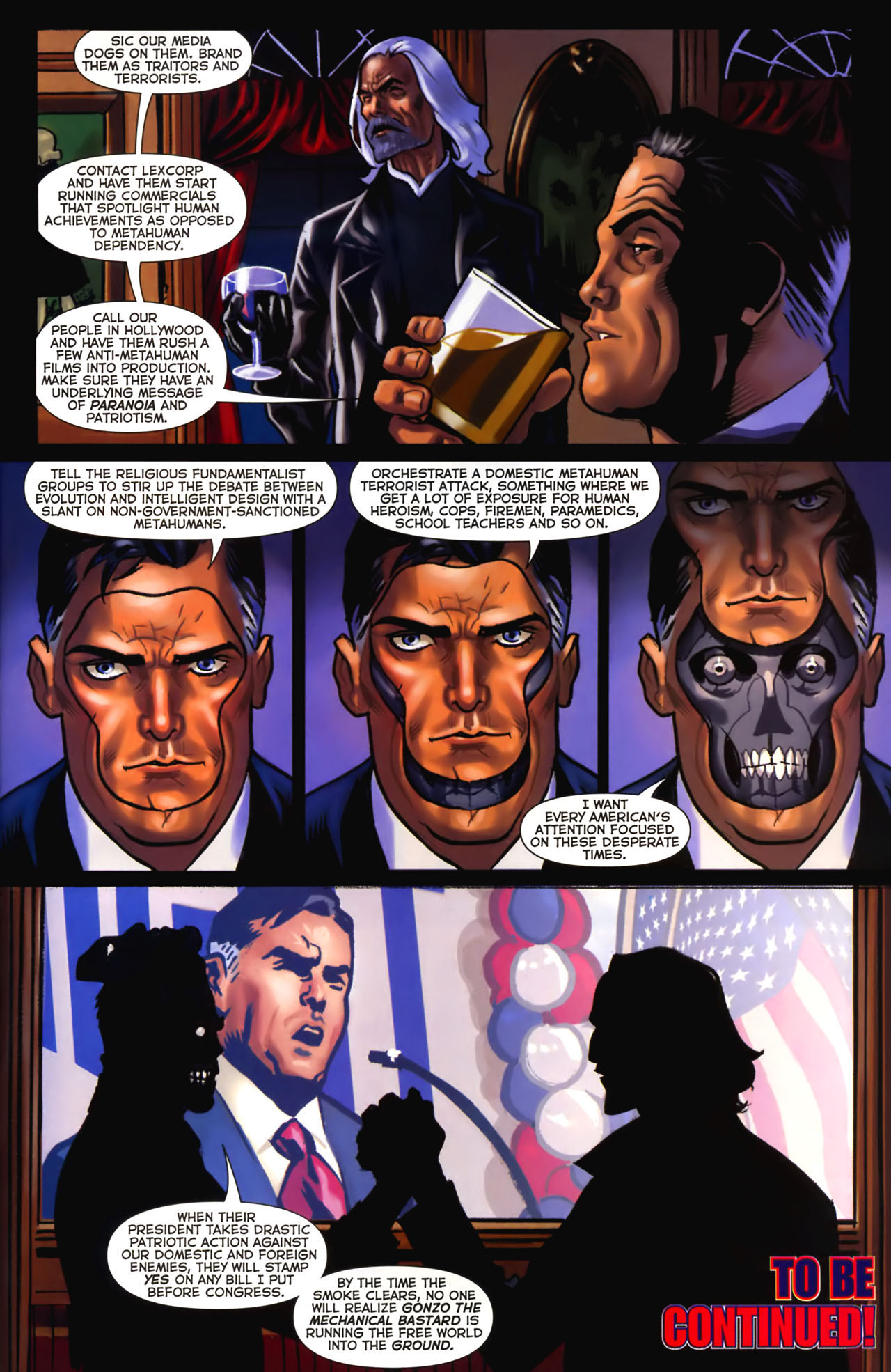 Read online Uncle Sam and the Freedom Fighters (2006) comic -  Issue #2 - 24
