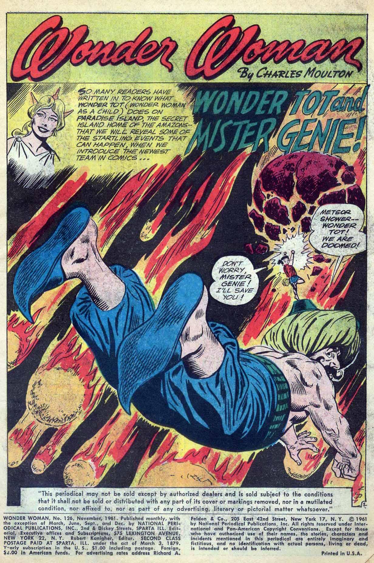 Read online Wonder Woman (1942) comic -  Issue #126 - 3