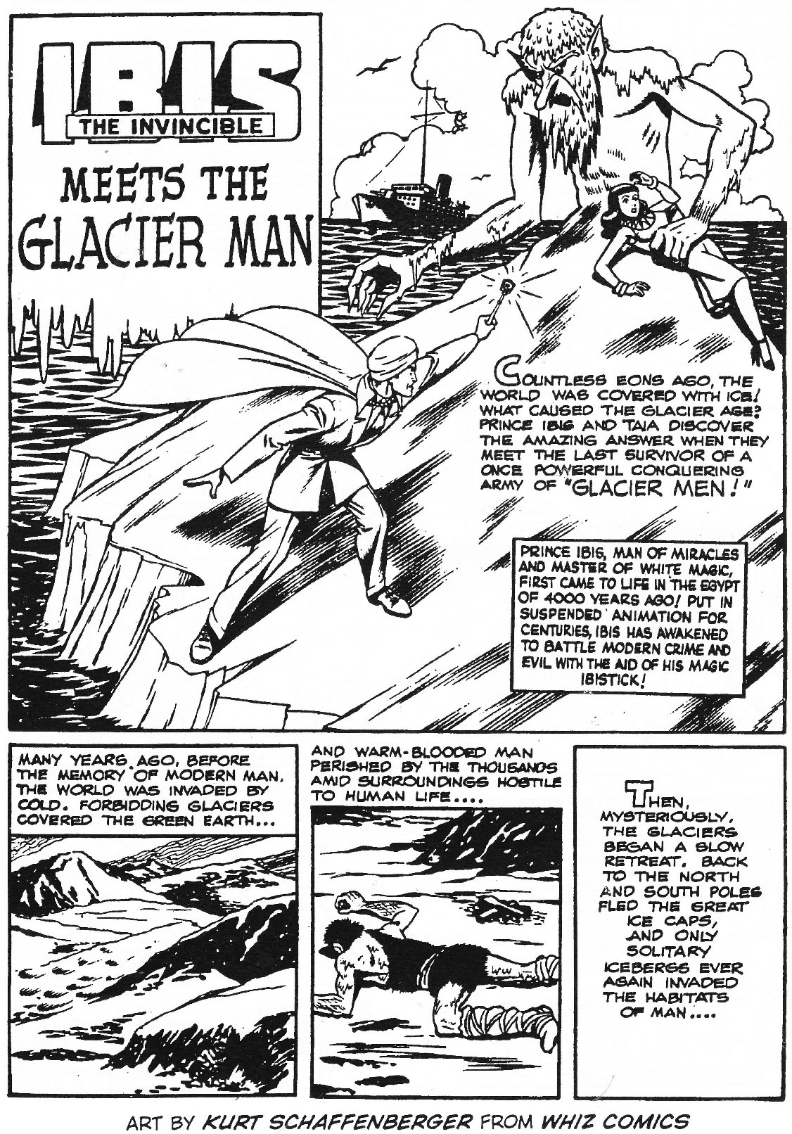 Read online Men of Mystery Comics comic -  Issue #65 - 32