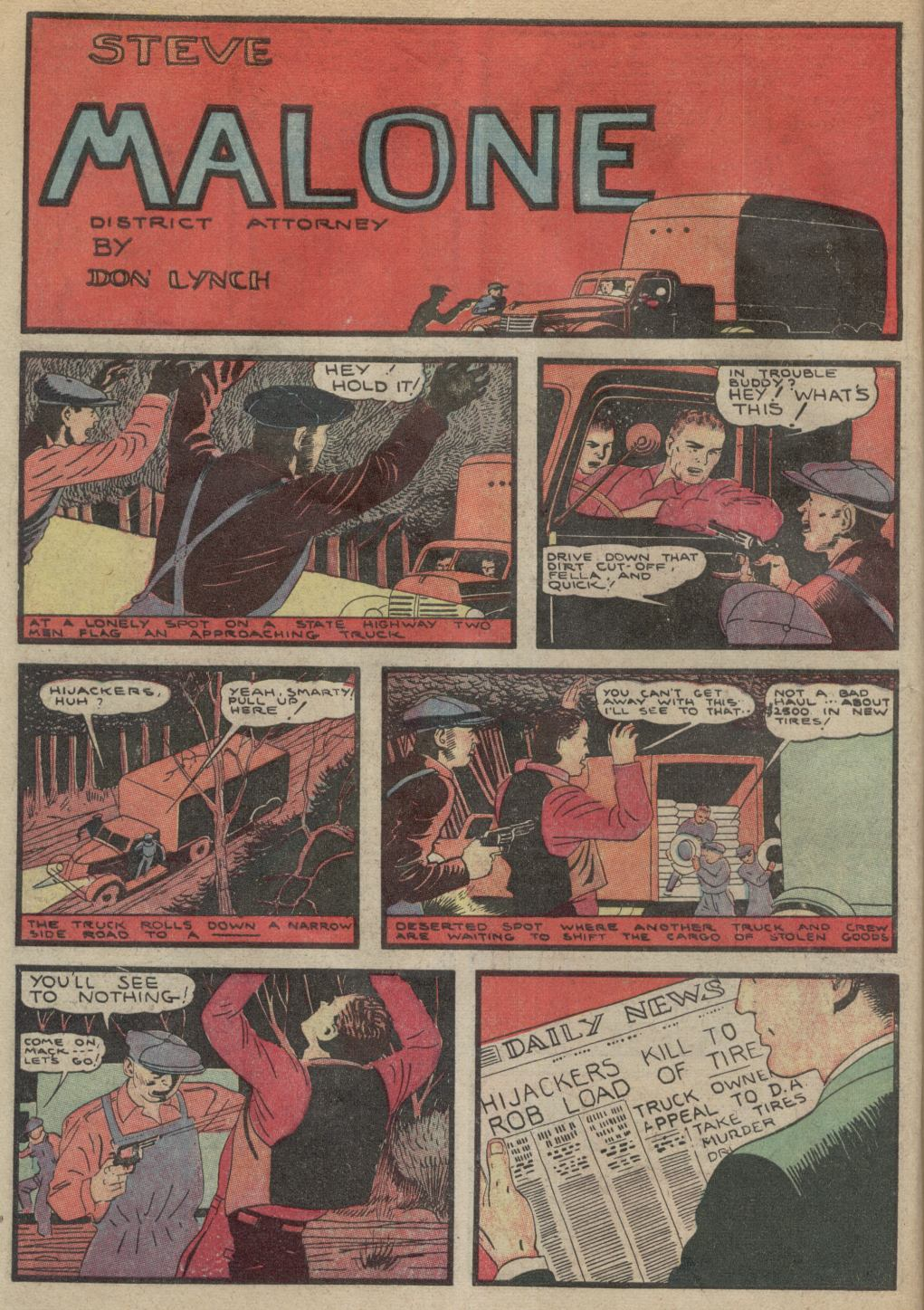 Read online Detective Comics (1937) comic -  Issue #39 - 43