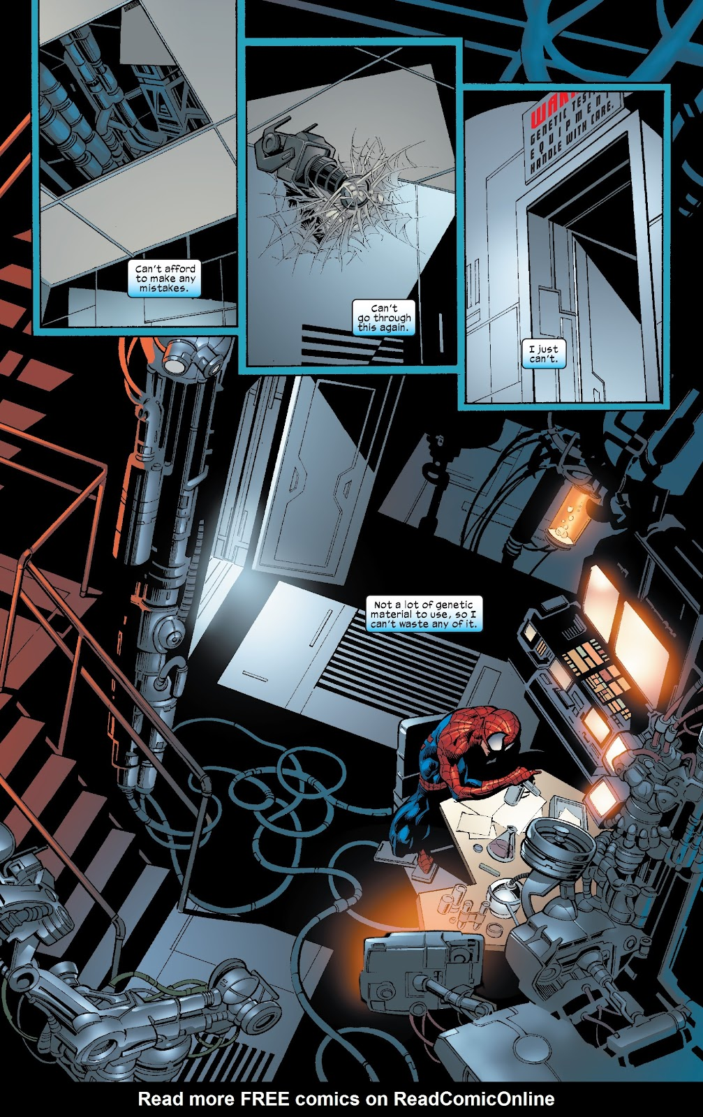 The Amazing Spider-Man by JMS Ultimate Collection issue TPB 3 (Part 2) - Page 97
