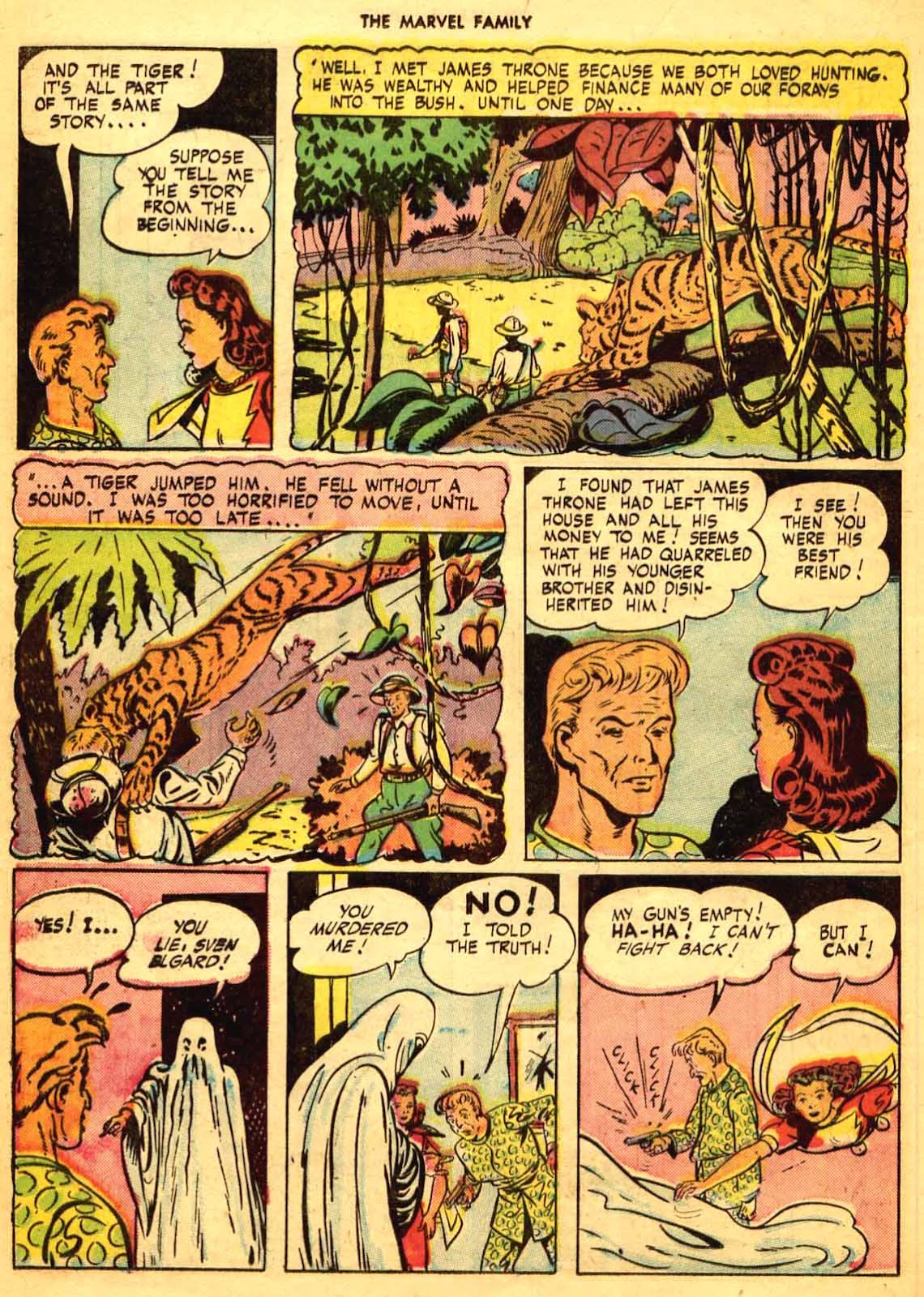 The Marvel Family issue 9 - Page 34