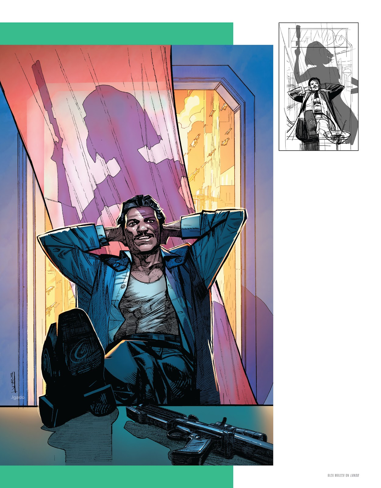 Read online The Marvel Art of Star Wars comic -  Issue # TPB (Part 2) - 59