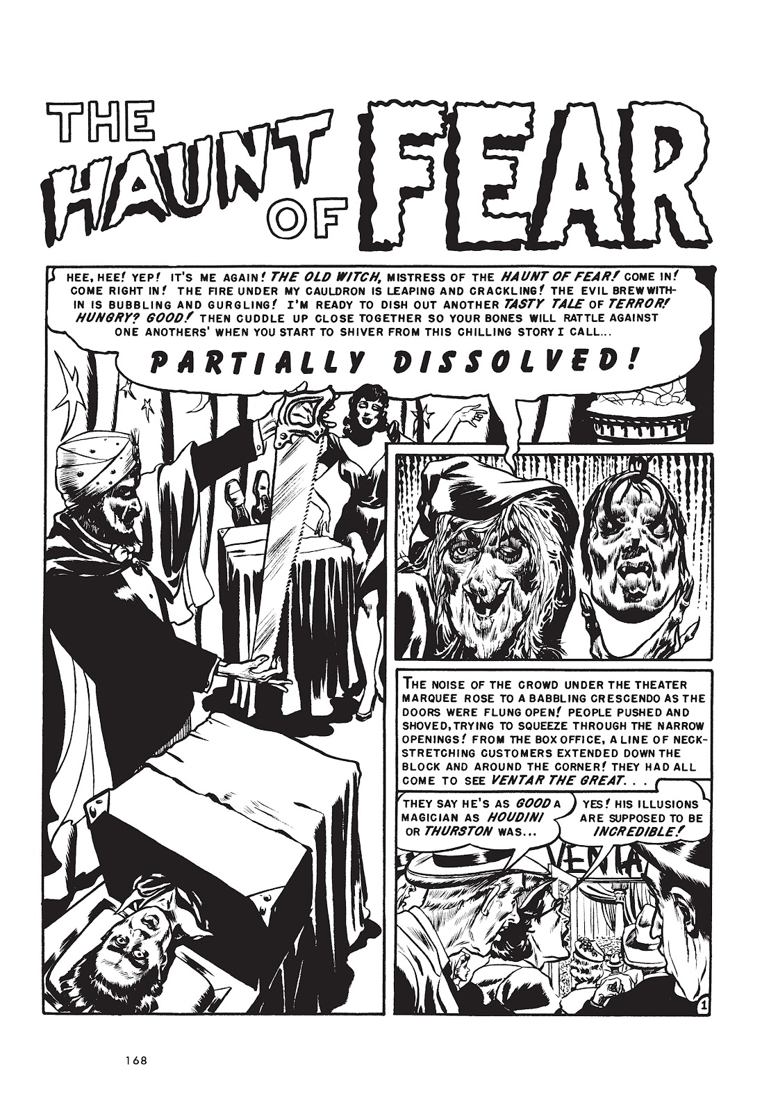 Read online Doctor of Horror and Other Stories comic -  Issue # TPB (Part 2) - 84