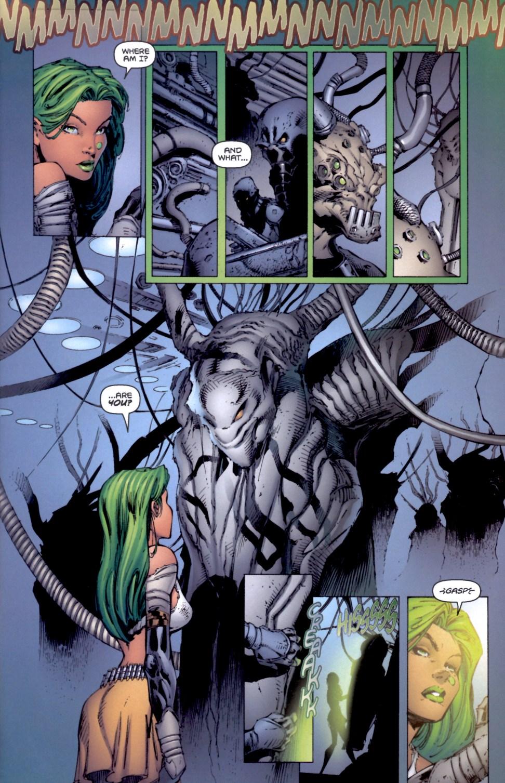 Read online Aphrodite IX (2000) comic -  Issue #4 - 11