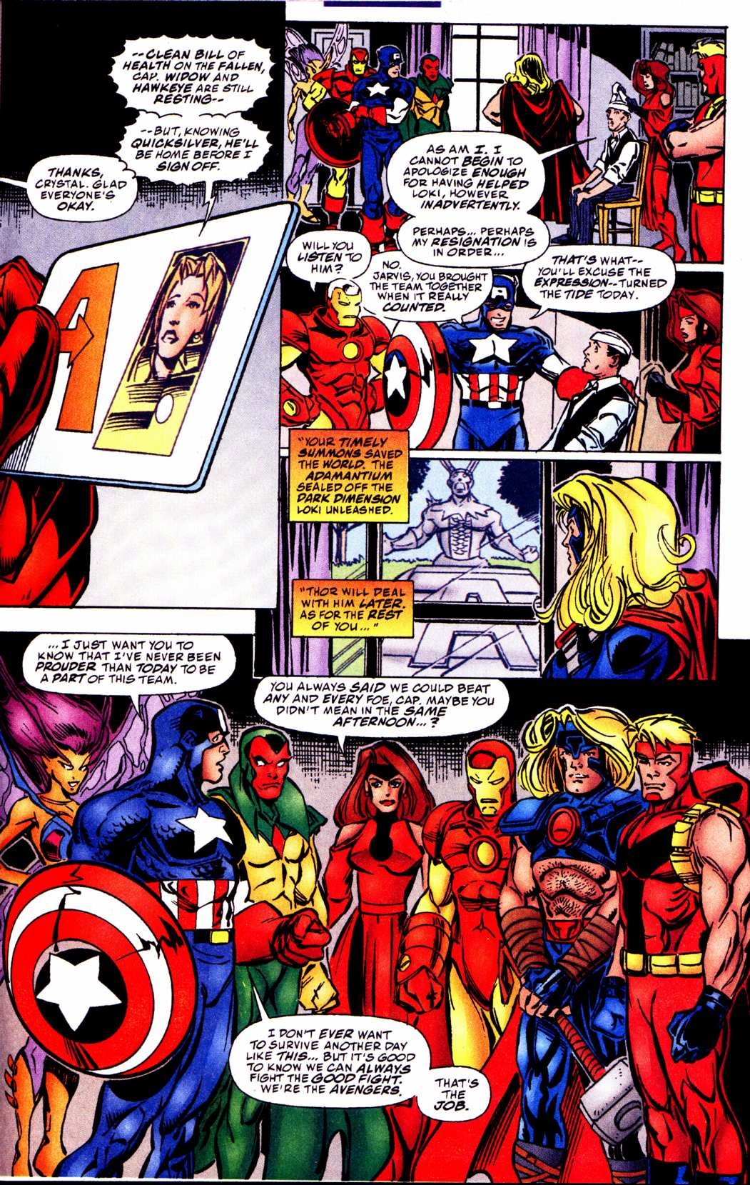 The Avengers (1963) 400 Page 31