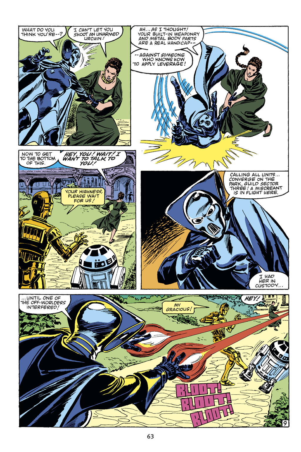 Read online Star Wars Omnibus comic -  Issue # Vol. 21 - 60