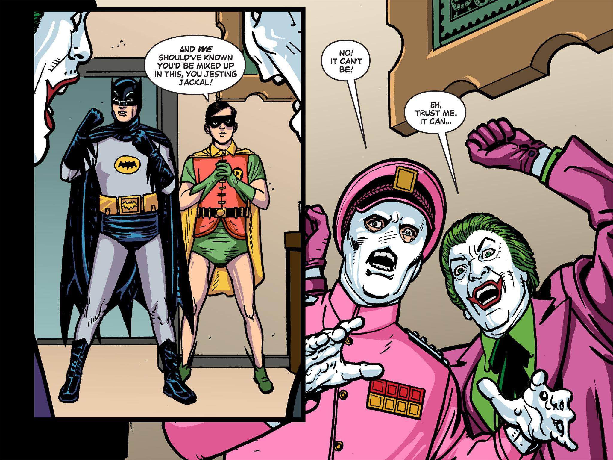 Read online Batman '66 Meets the Green Hornet [II] comic -  Issue #4 - 97