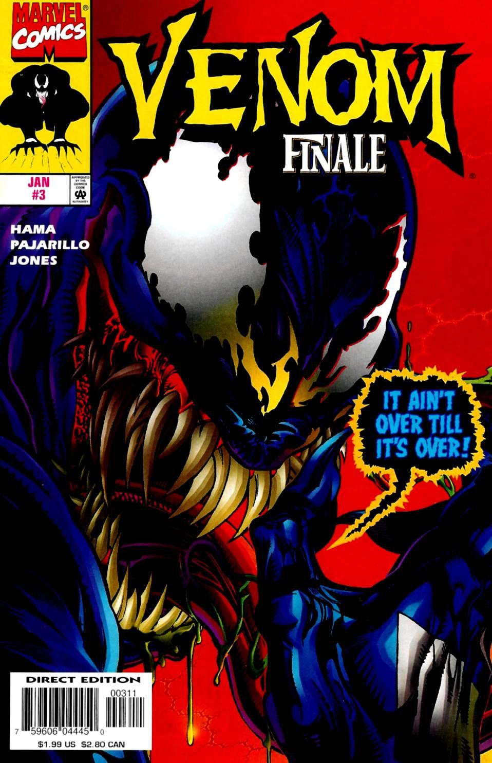 Venom: The Finale #3 - Read Venom: The Finale Issue #3 Online