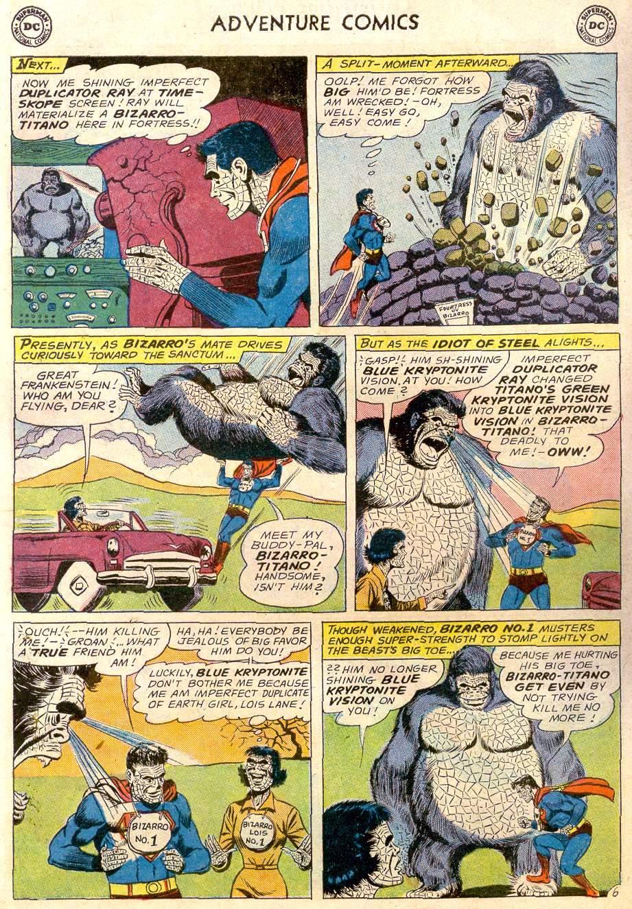 Read online Adventure Comics (1938) comic -  Issue #295 - 26