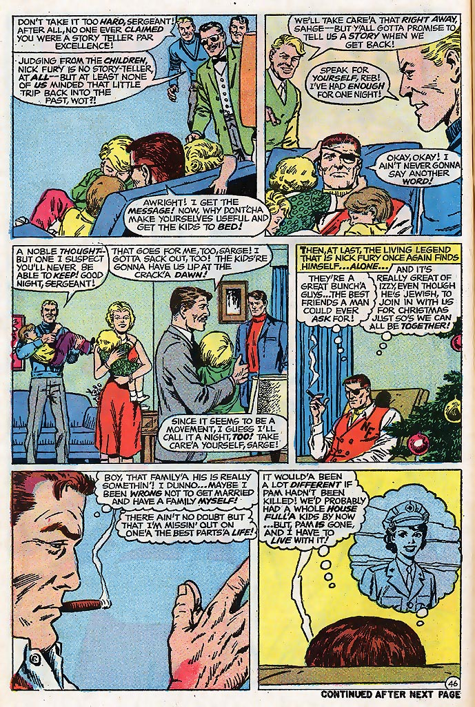 Read online Sgt. Fury comic -  Issue # _Special 4 - 58