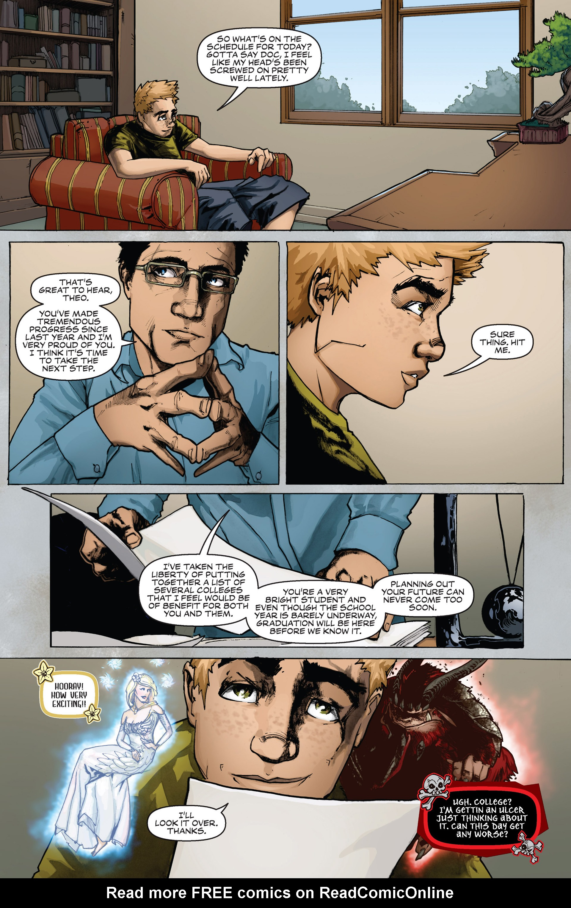Read online Shrugged (2013) comic -  Issue #2 - 5