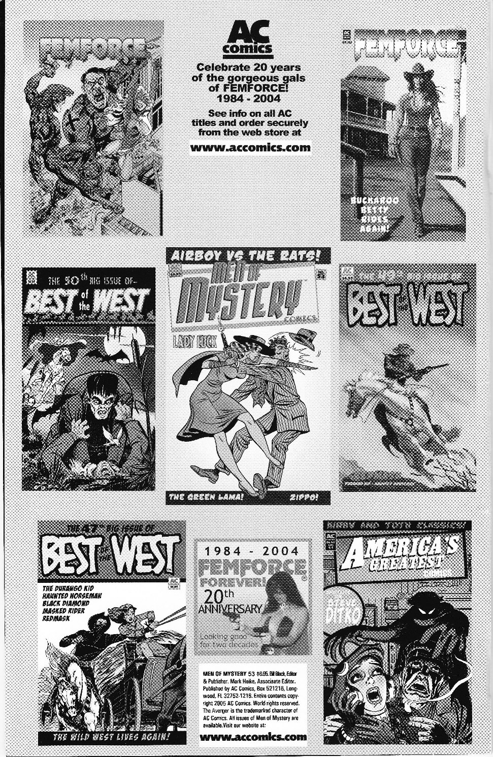 Read online Men of Mystery Comics comic -  Issue #53 - 2