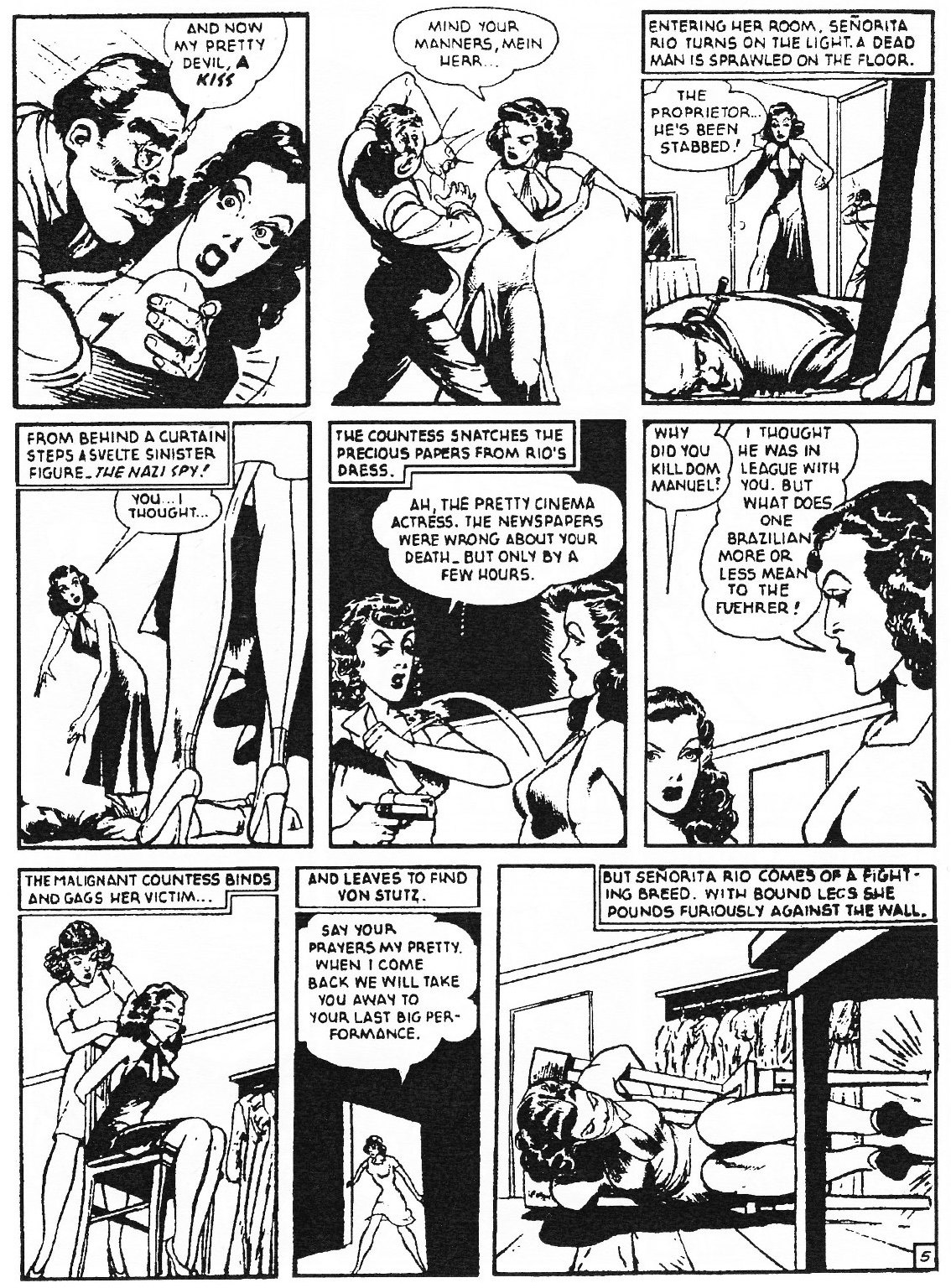 Read online Men of Mystery Comics comic -  Issue #82 - 103