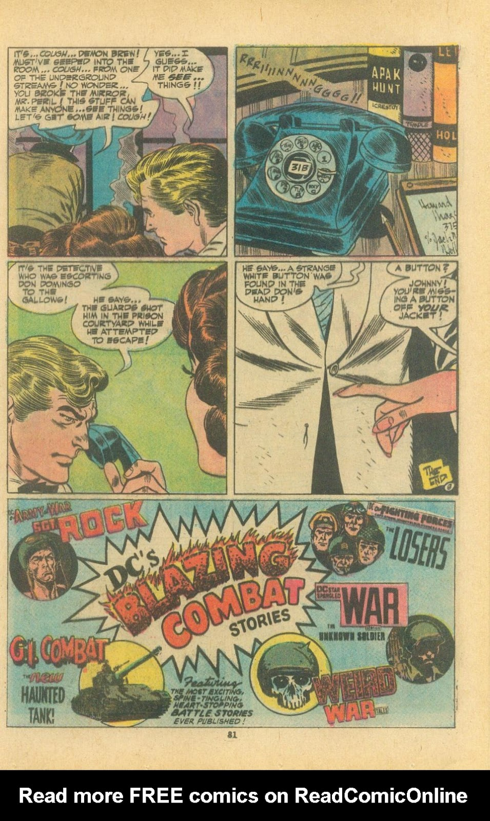 The Witching Hour (1969) issue 38 - Page 83
