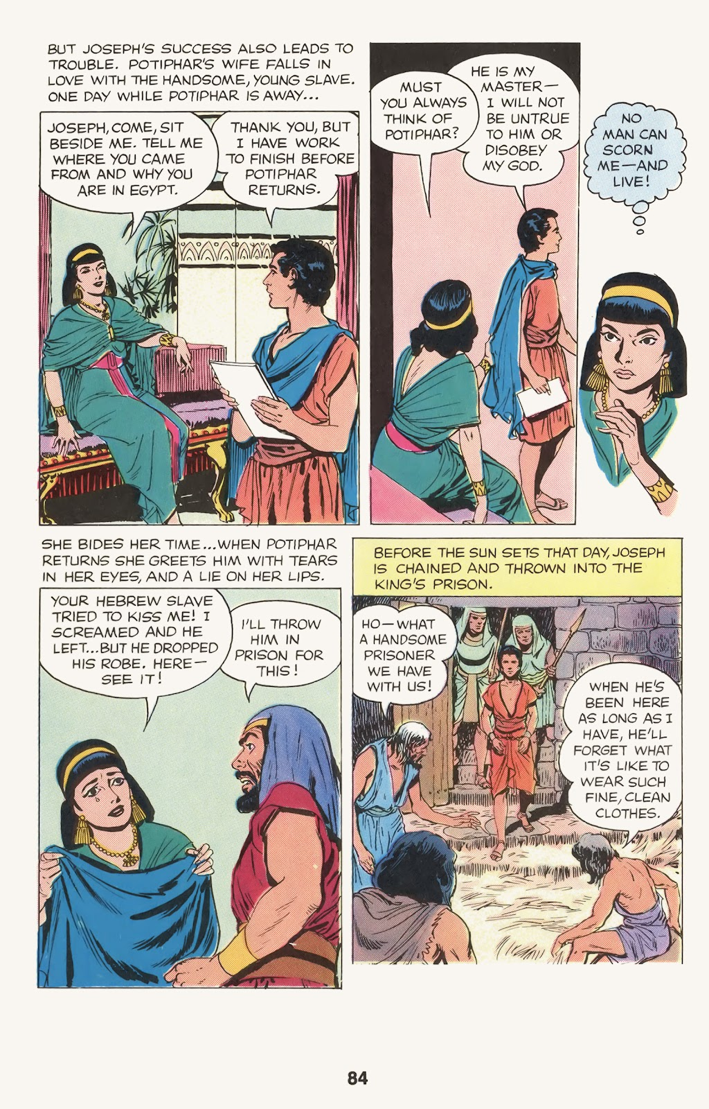 The Picture Bible issue TPB (Part 1) - Page 86