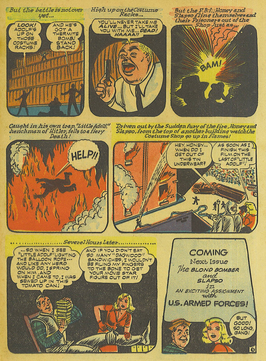 Green Hornet Comics issue 10 - Page 20