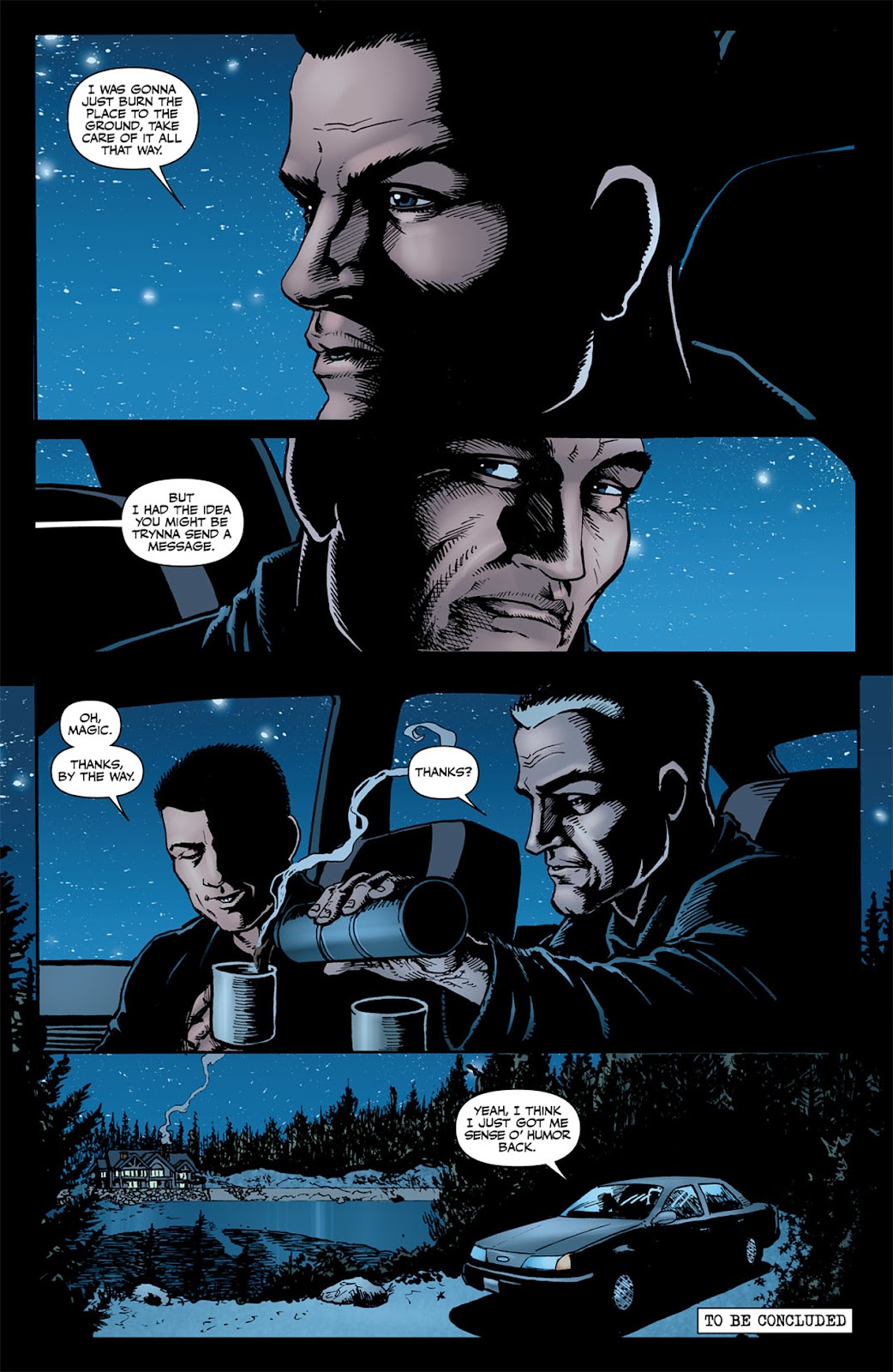 Read online The Boys: Butcher, Baker, Candlestickmaker comic -  Issue #5 - 24