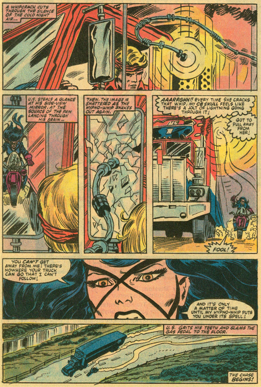 Read online U.S. 1 comic -  Issue #2 - 16